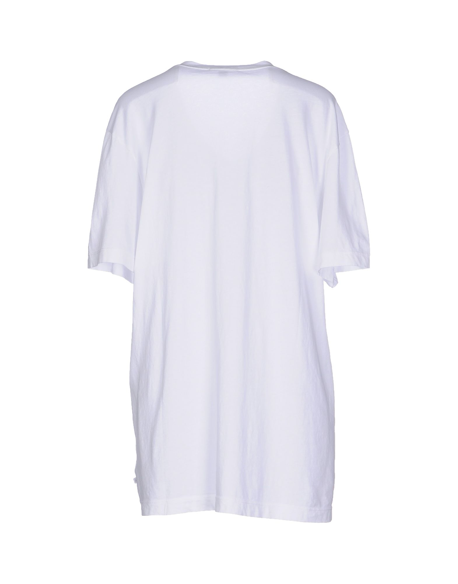 james perse t shirt in white lyst