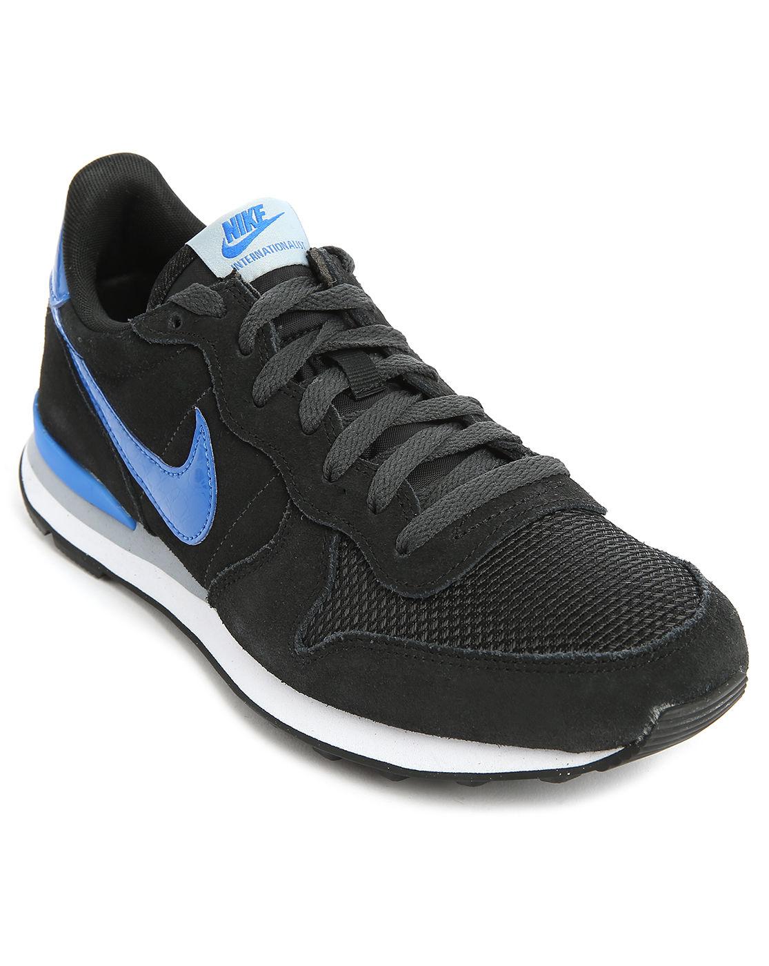 Nike Swoosh Blue