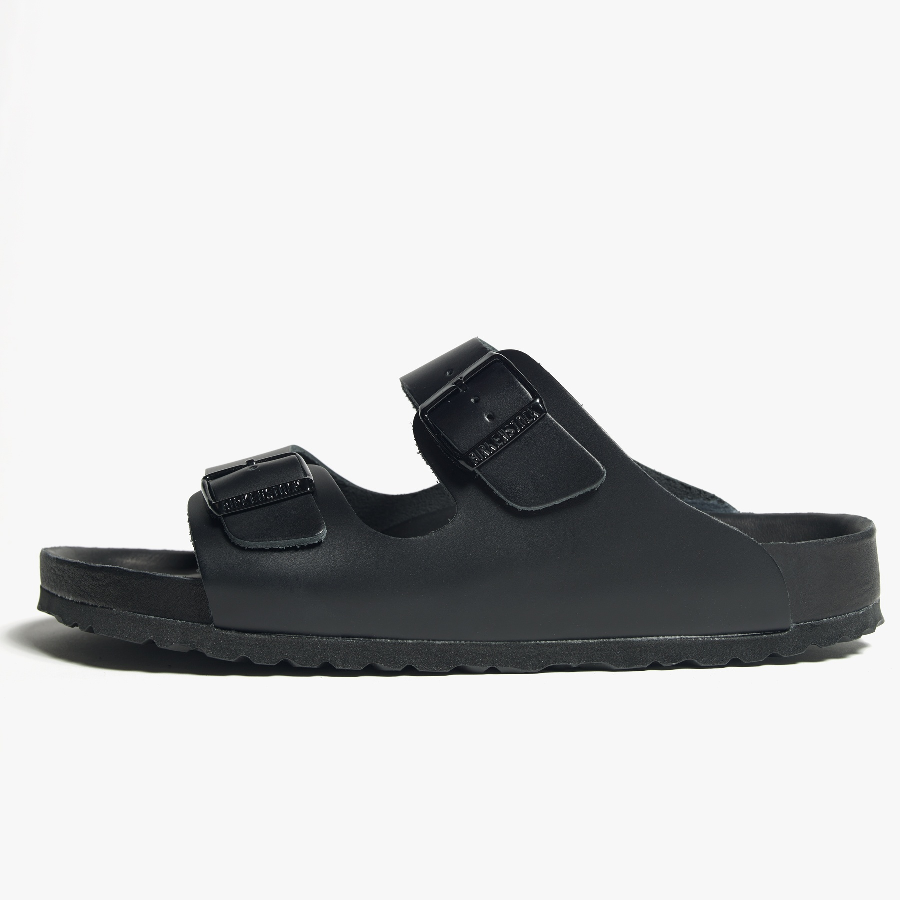 James Perse Birkenstock Monterey Leather Sandal - Mens in Black for ... 51c4f3f2537