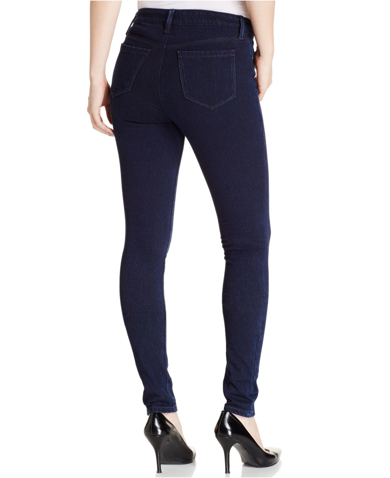 Style & co. Petite Knit Jeggings in Blue