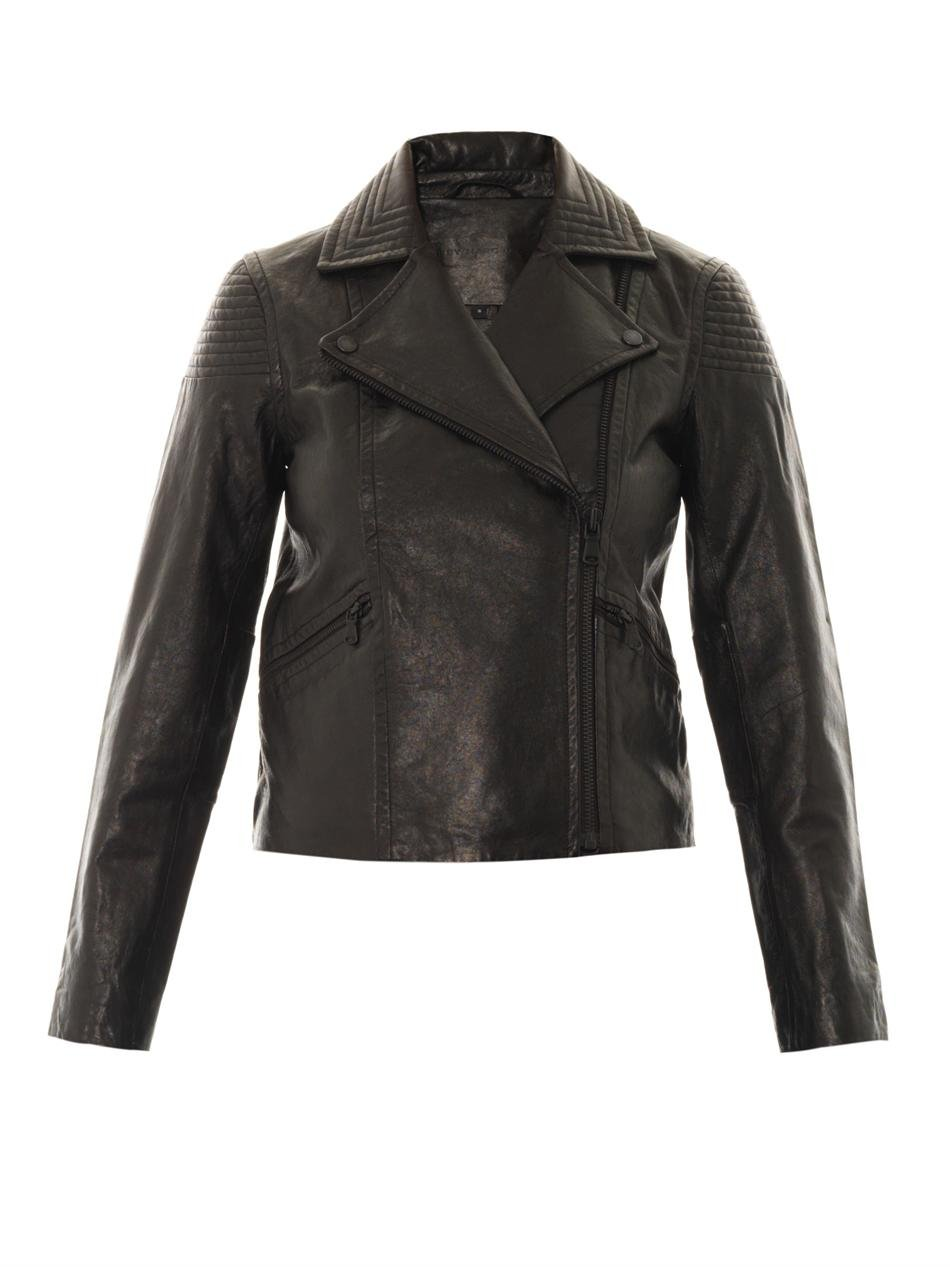 Marc jacobs leather jackets