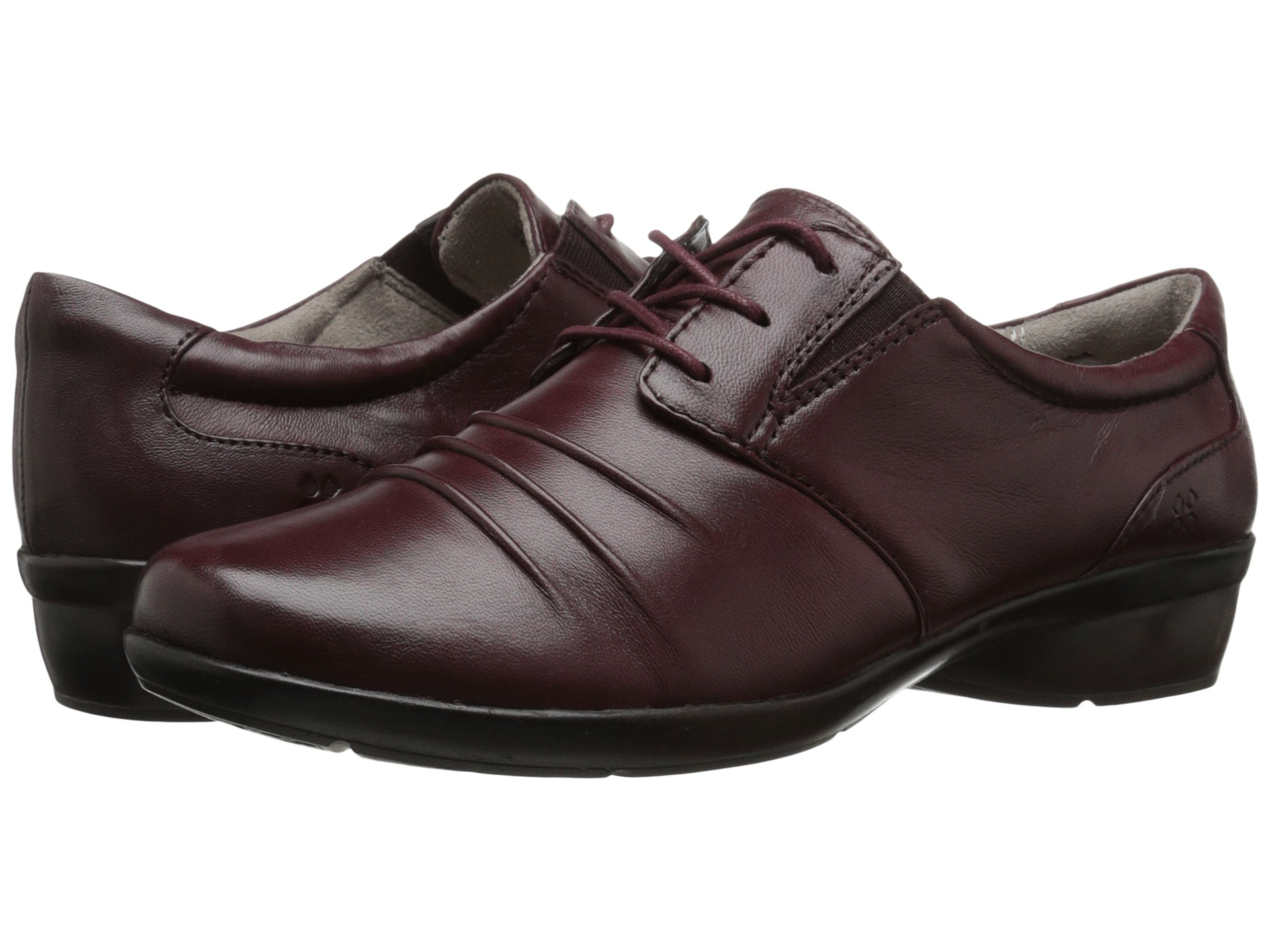 Womens Shoes Naturalizer Carly Classic Cordovan Leather