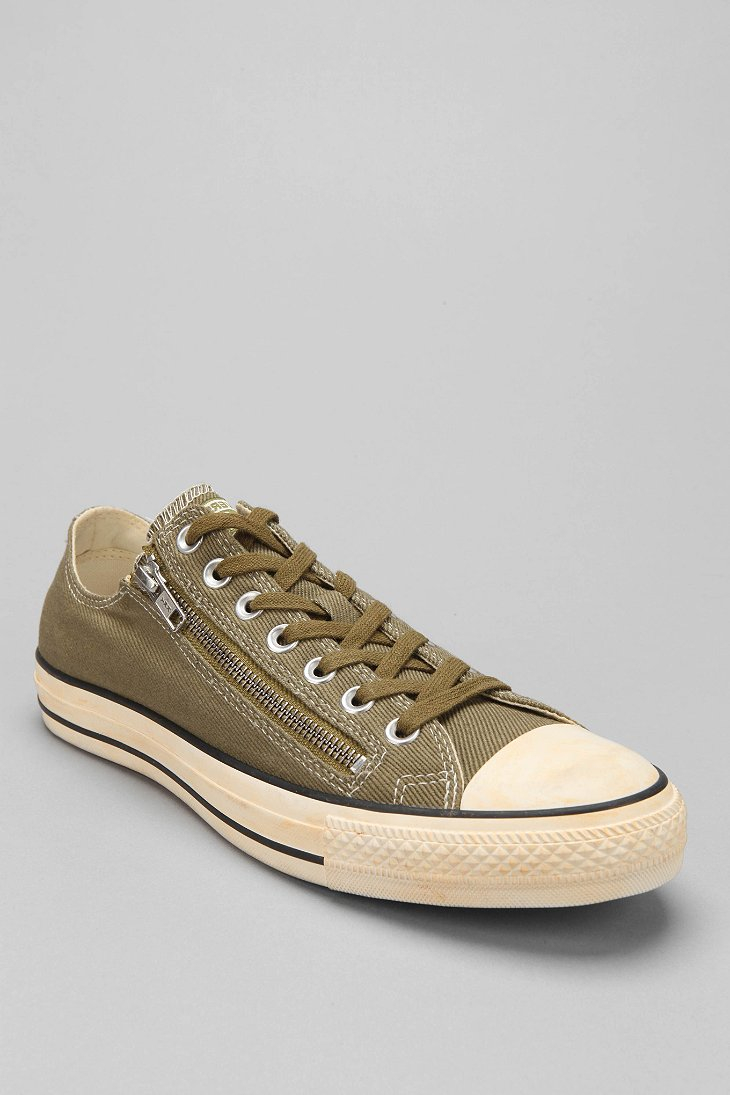 0e4bc981904 sweden lyst converse taylor all star old school washed sidezip lowtop 9e34e  e8756