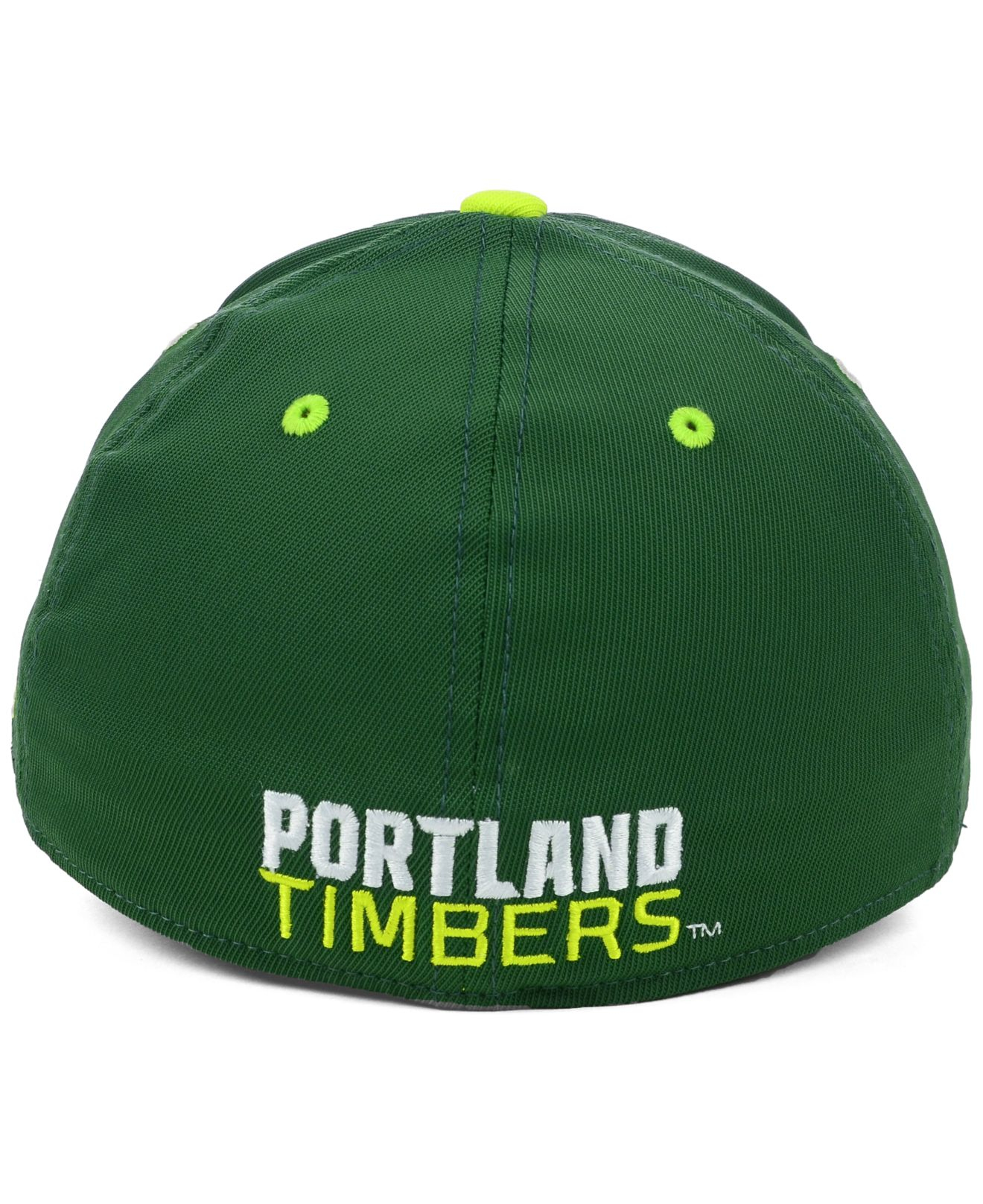 3a354a3d284 ... denmark lyst adidas portland timbers mls mid fielder cap in green for  men 68c10 9fd80