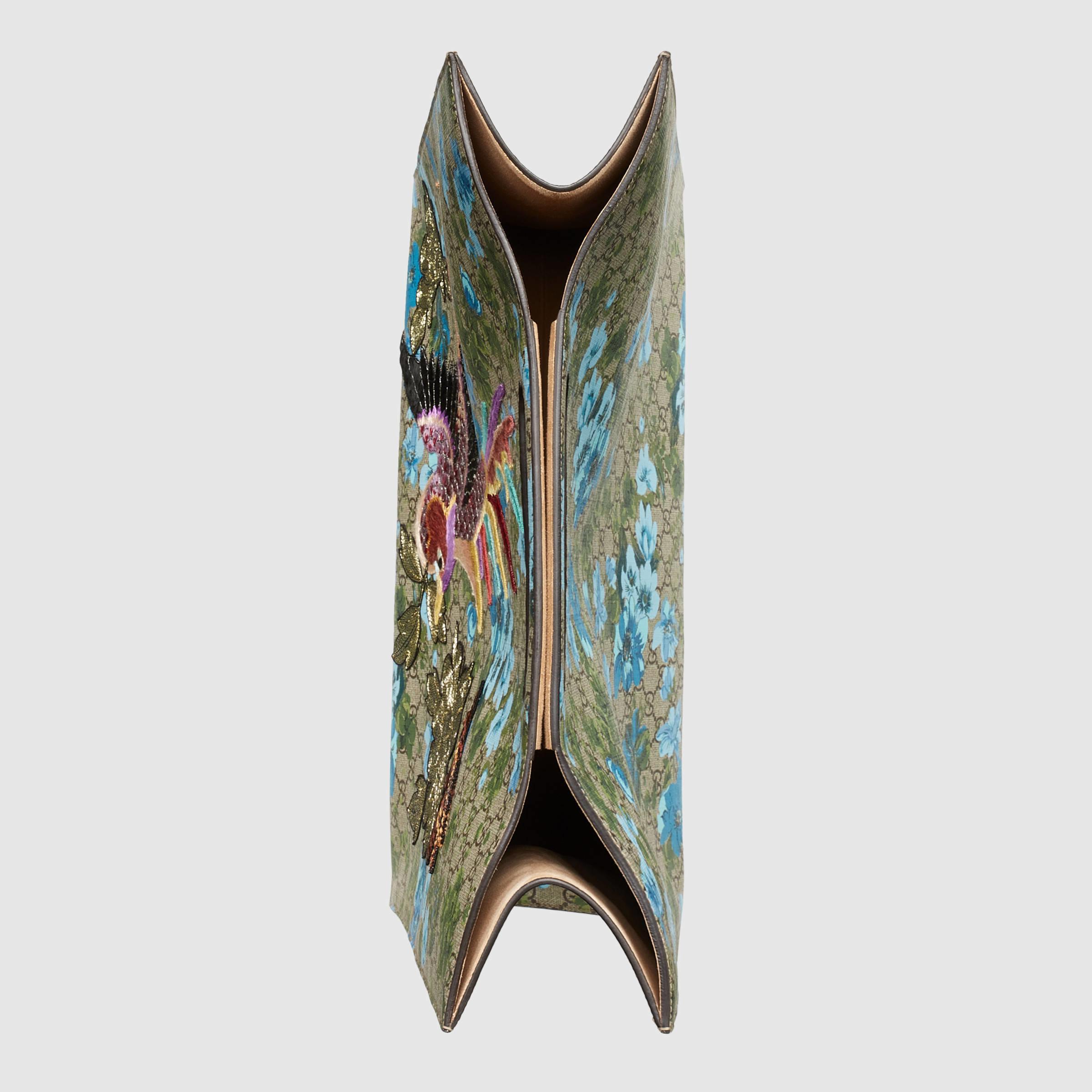 prada diaper bag sale - Gucci Gucci Xl Gg Floral Print Tote in Multicolor (GG supreme) | Lyst