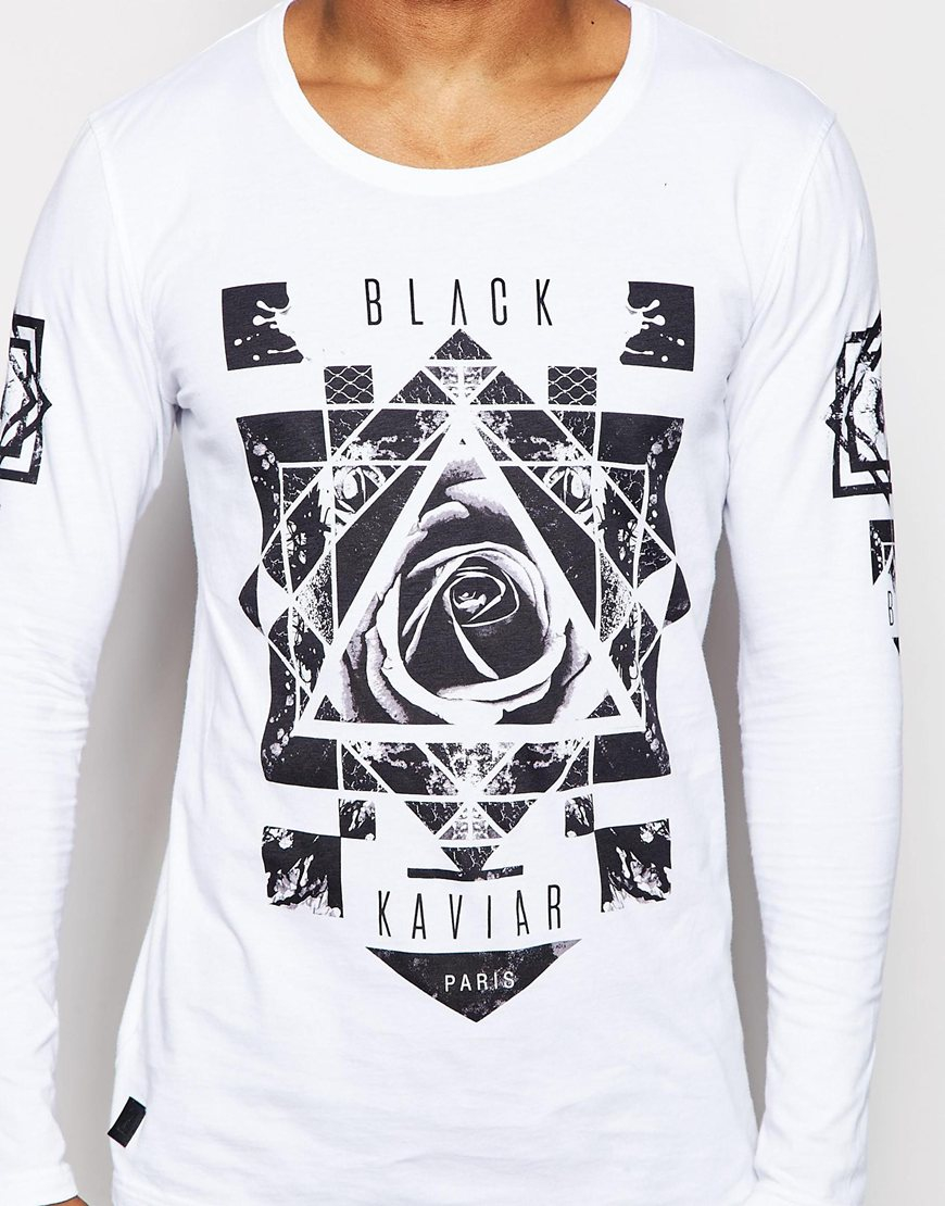 Black kaviar t shirt - Gallery