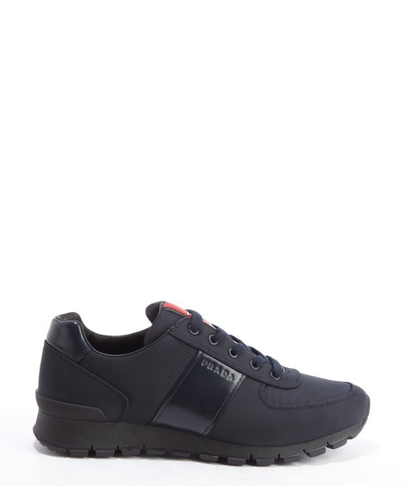 Prada Match Rays Sneakers