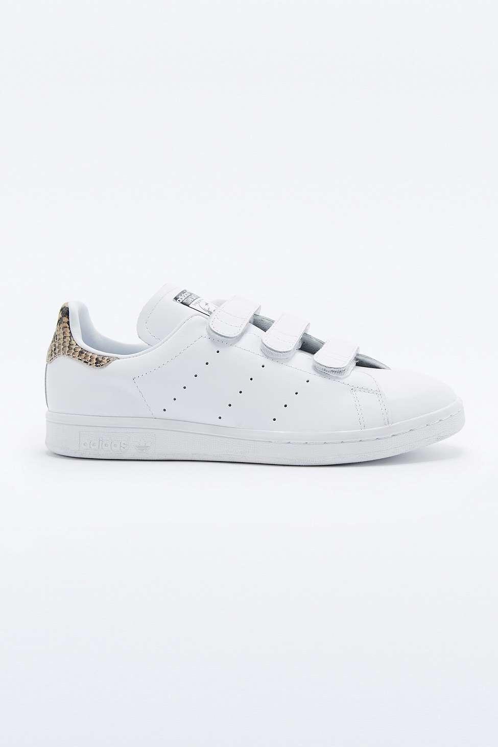 Adidas Stan Smith Cf Velcro