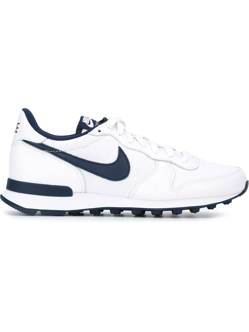 reputable site 1981d 549da ... discount lyst nike internationalist french open qs sneakers in white  474c3 0a9f7