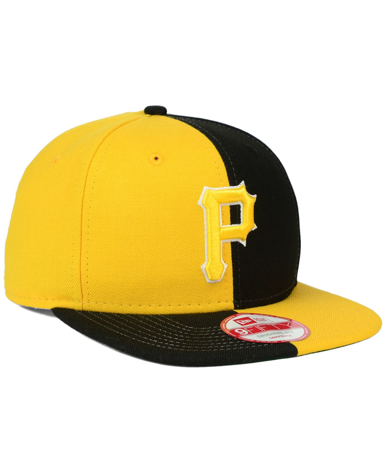 sports shoes ef4af 6fd02 ... era performance 59fifty fitted hat greece low profile 59fifty fitted  lyst ktz pittsburgh pirates double splitem 9fifty snapback cap in e657c ...