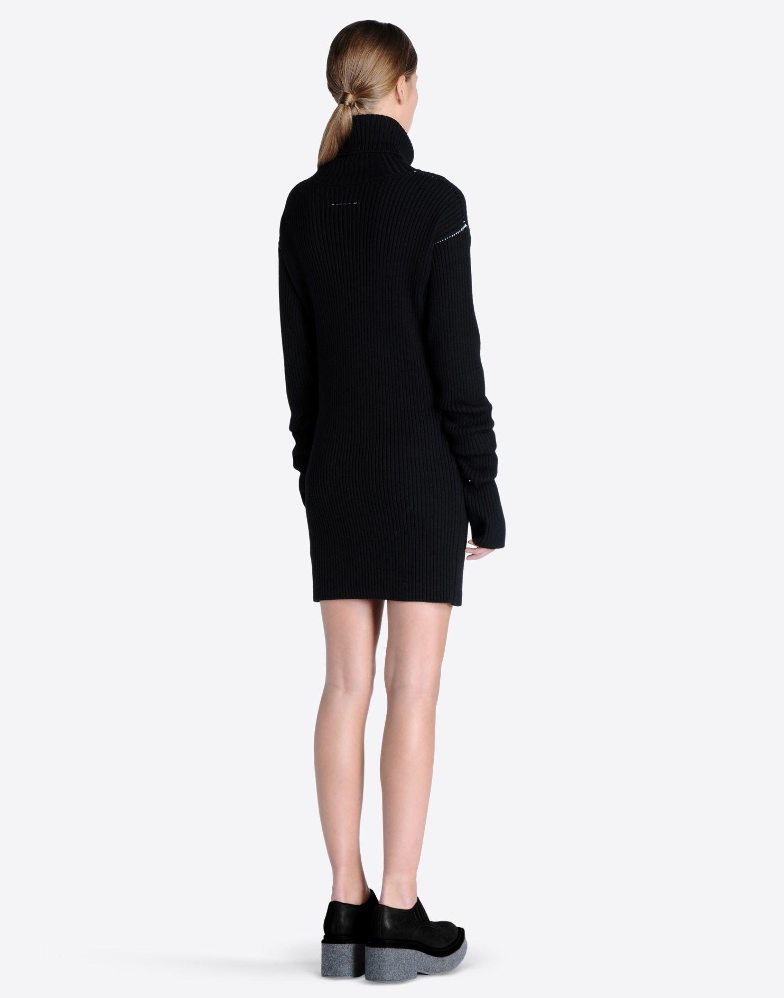 oversized long-sleeved dress - Black Maison Martin Margiela eMUNXj
