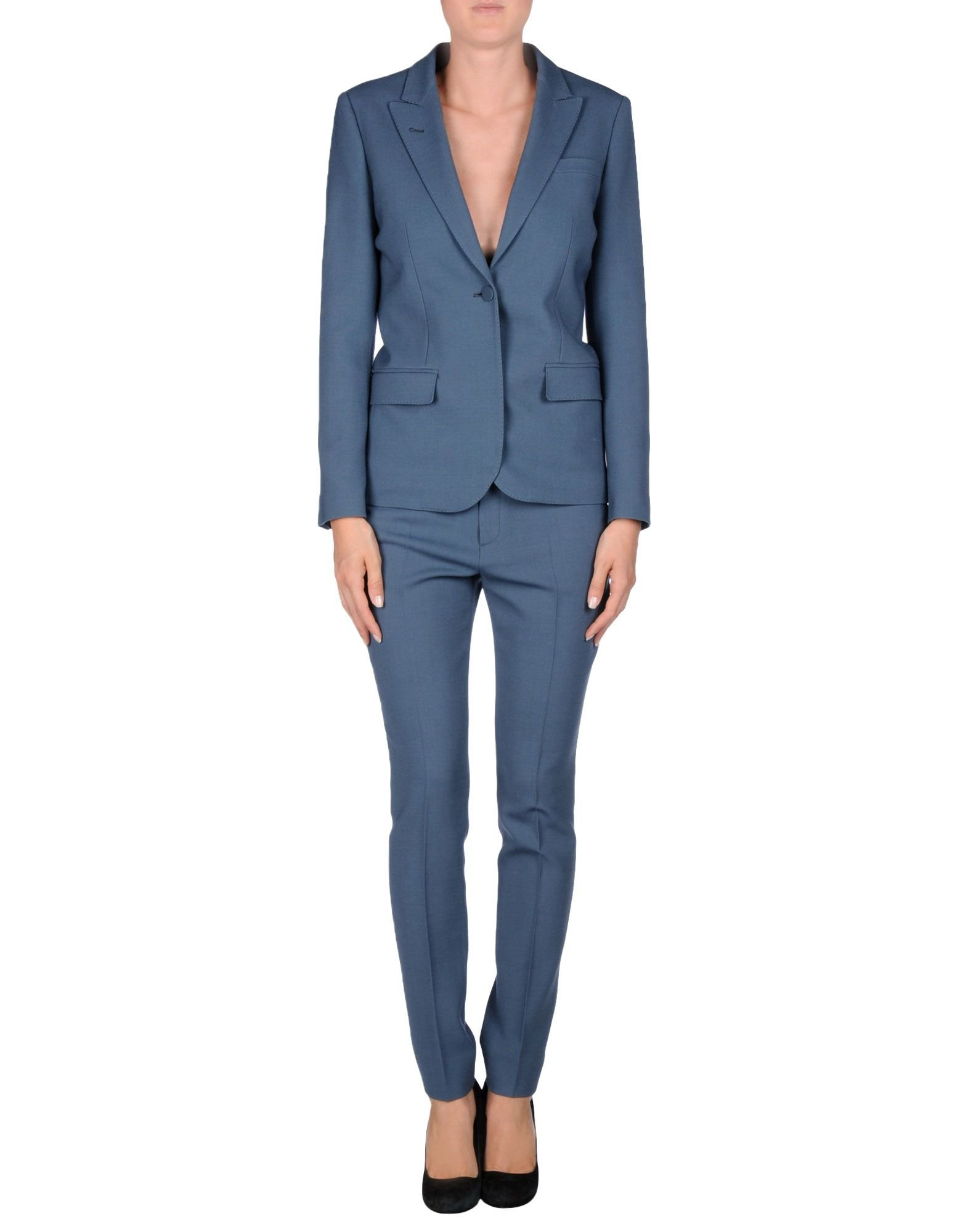 Gucci Women's Suit in Blue | Lyst