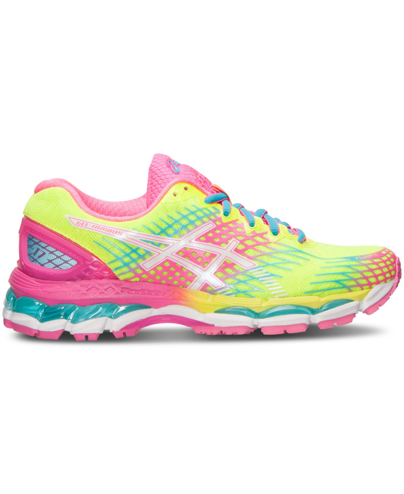 asics gel nimbus 17 yellow