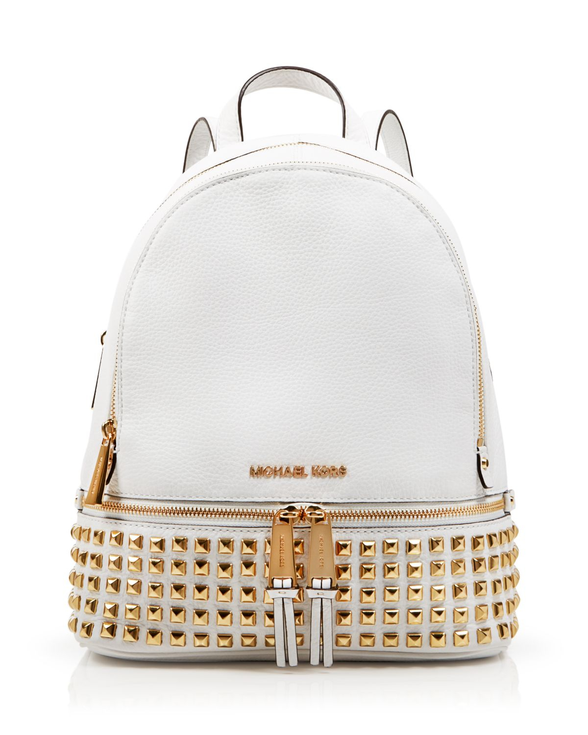 cf6748c74a10c9 ... usa lyst michael michael kors backpack bloomingdales exclusive 03c36  78957