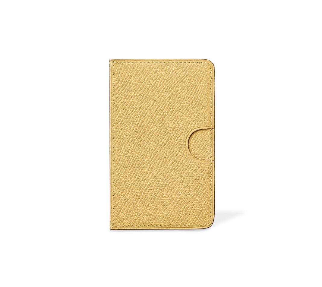 tan handbags - Herm��s Porquerolles in Yellow (ducky yellow) | Lyst