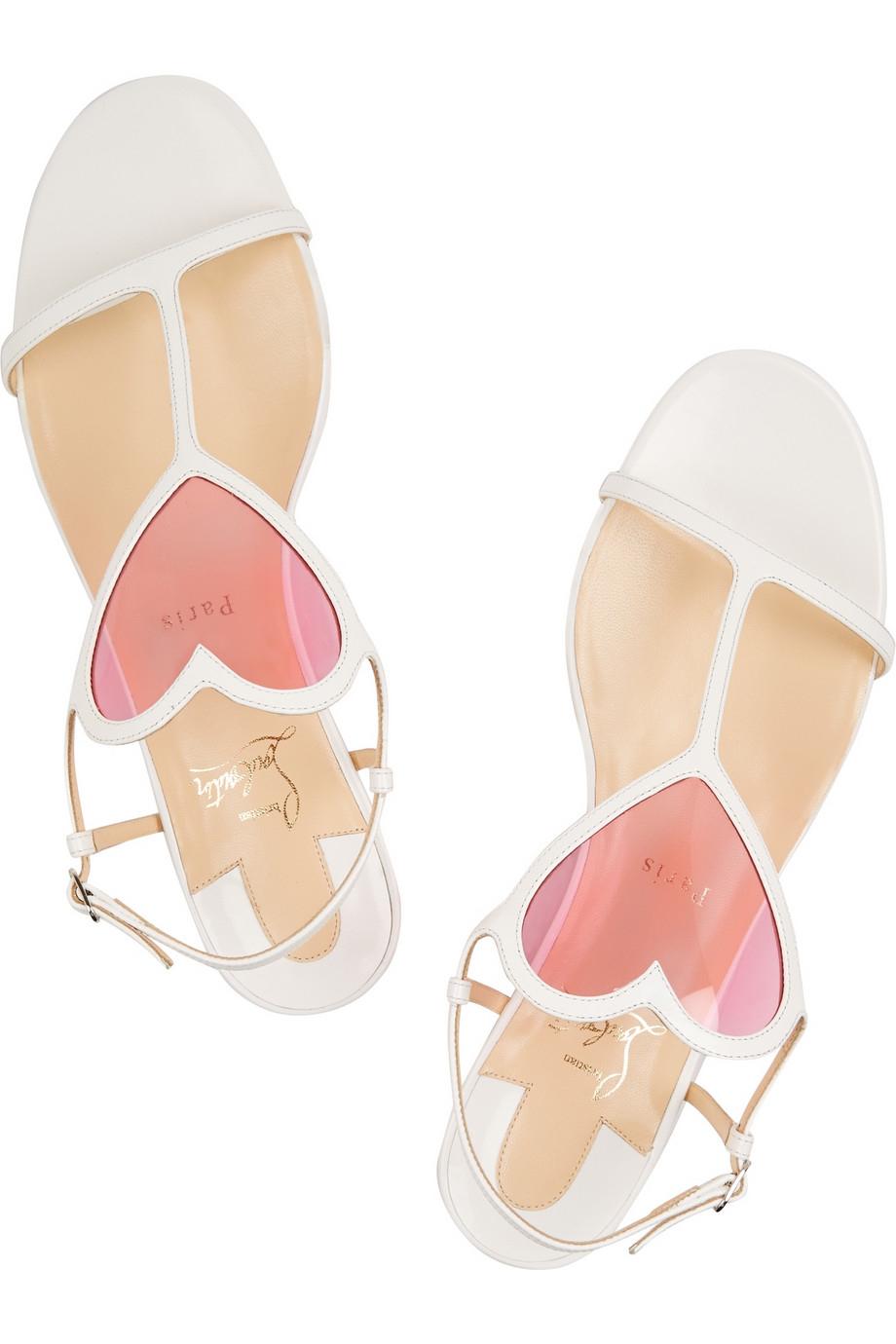 louboutin knock off - Shoeniverse: The Christian Louboutin flat shoes roundup featuring ...