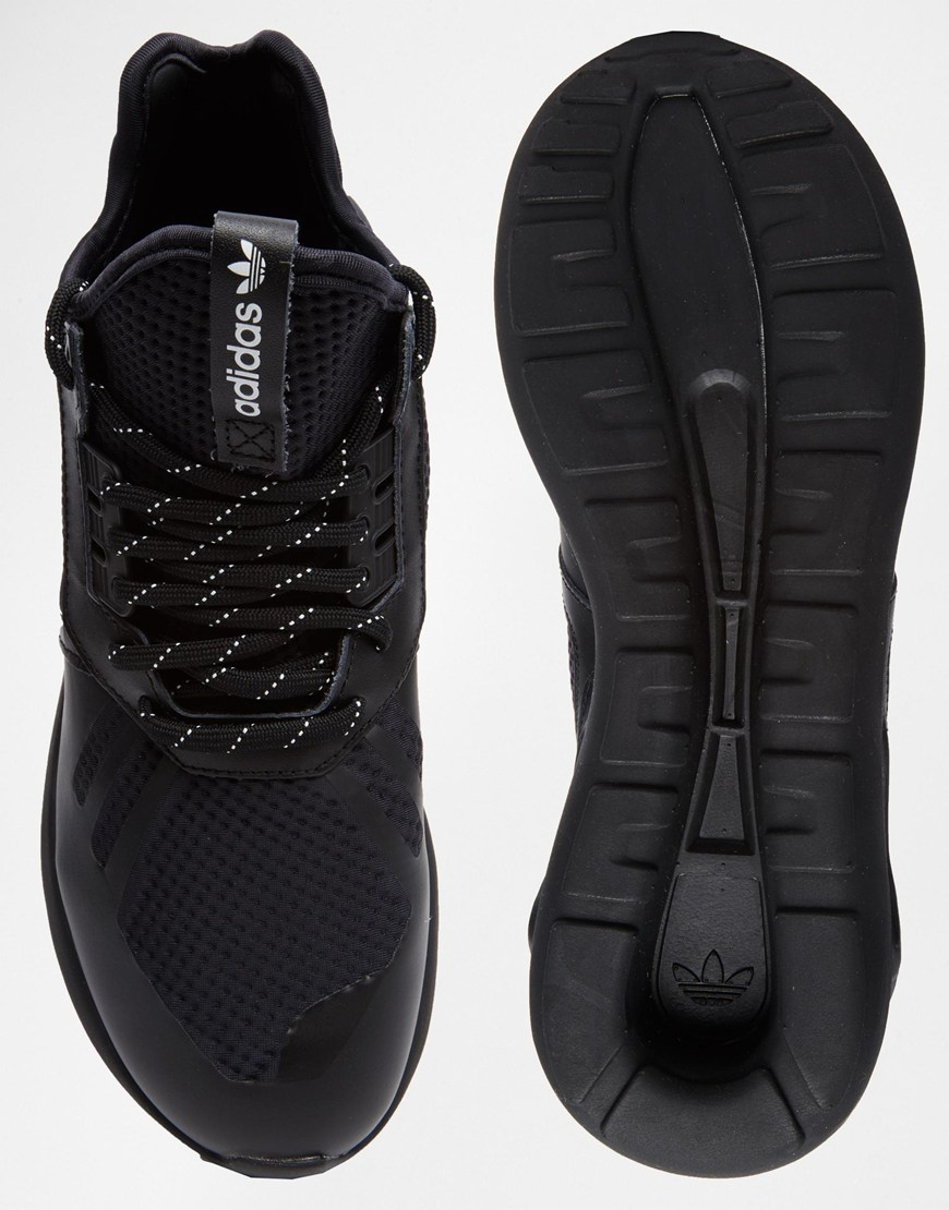 Adidas Tubular Runner Woven Black