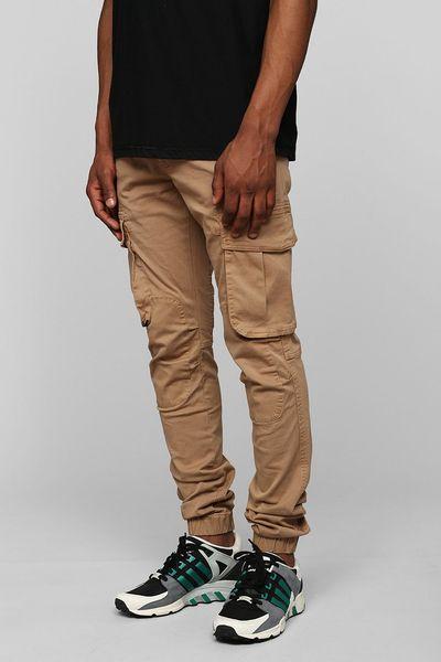 Jogger Pant in Khaki