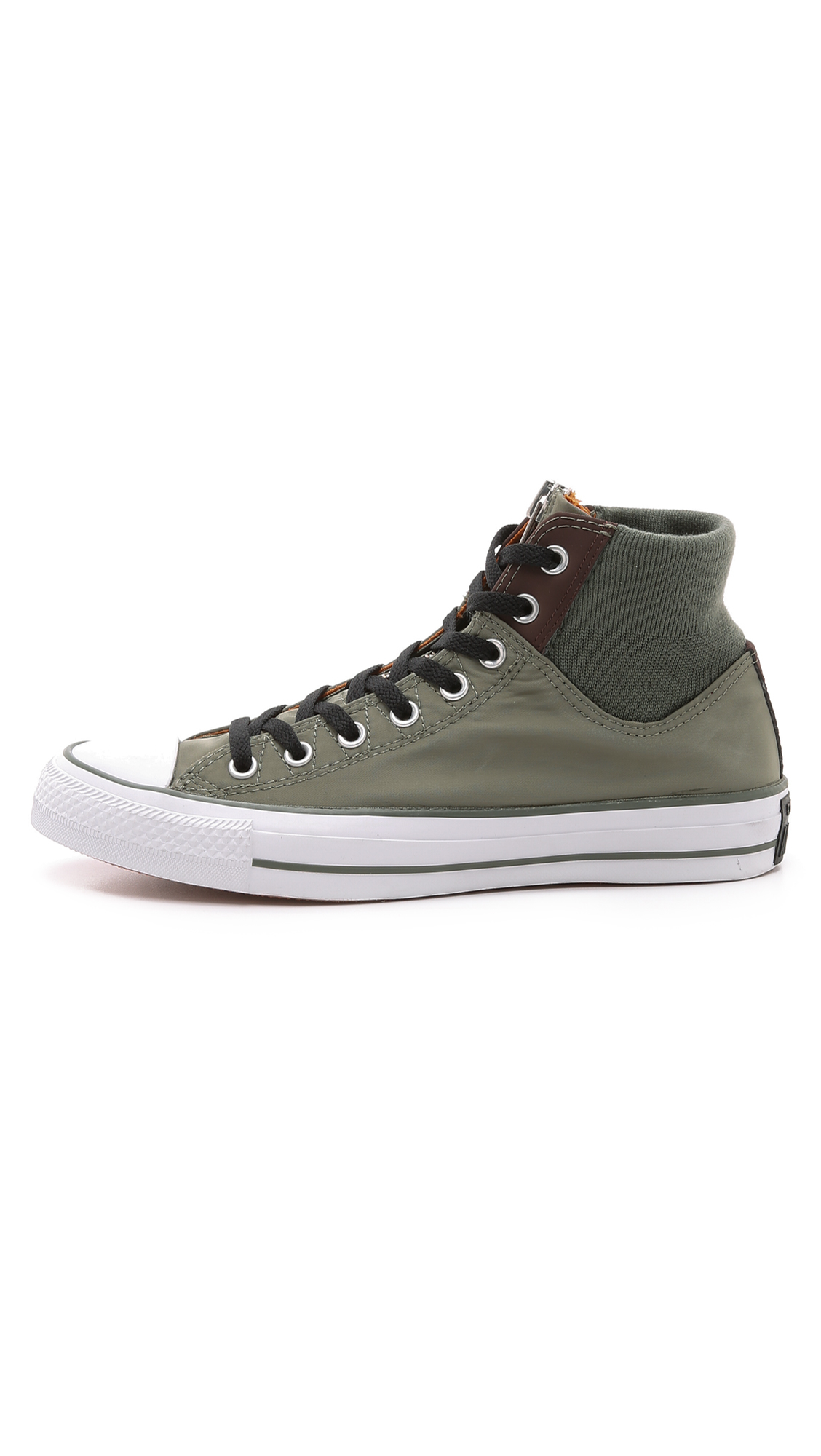 ec74d1686f31 Converse Chuck Taylor All Star Ma-1 High Top Sneakers in Green for ...