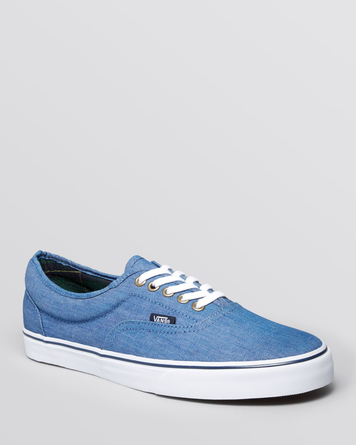 791130af8a56b1 Lyst - Vans Lpe C P Lace-Up Sneakers in Blue for Men