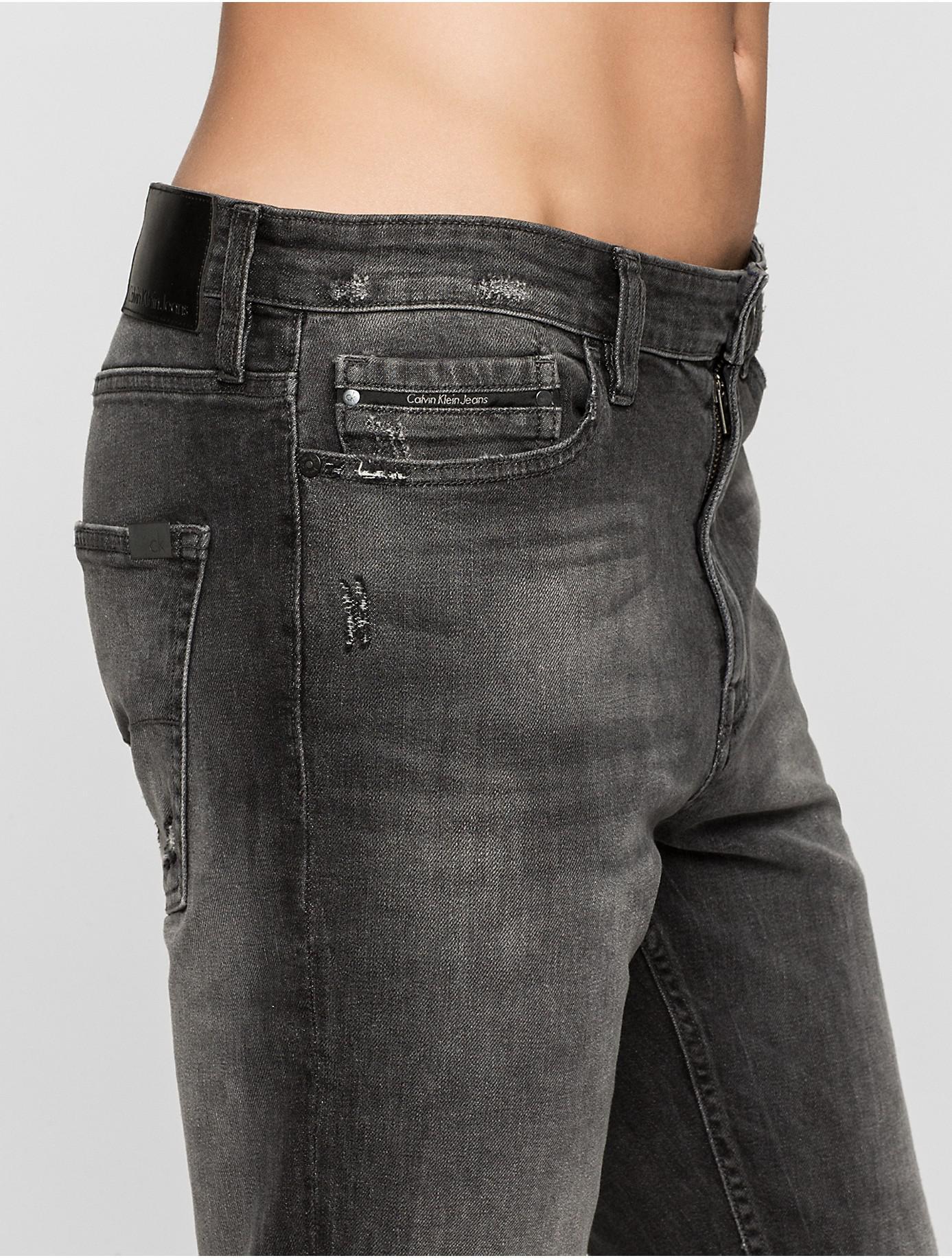 Calvin klein jeans skinny tapered