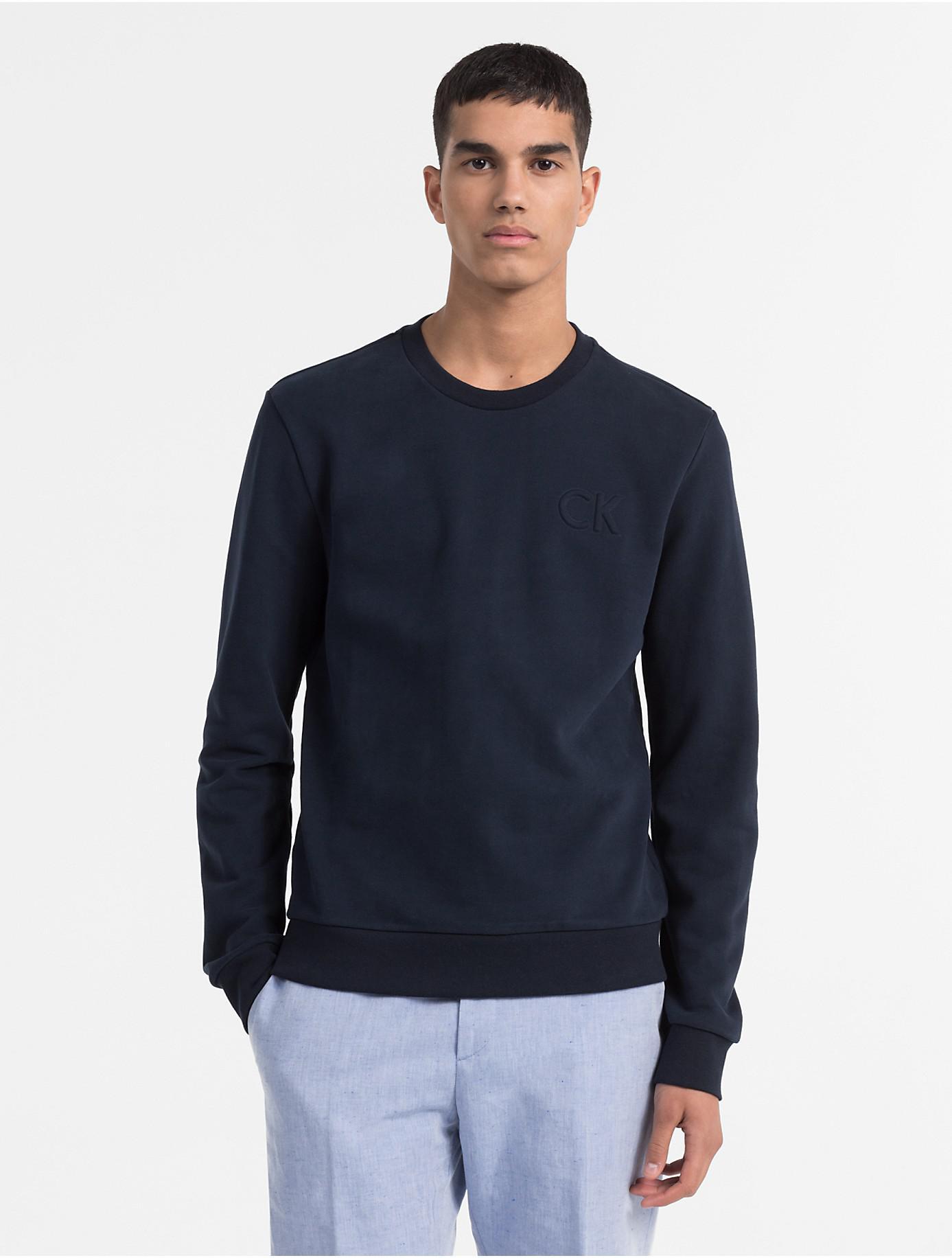Aberdeen logo sweatshirt - Blue CALVIN KLEIN 205W39NYC Amazon Online IbxyaOG