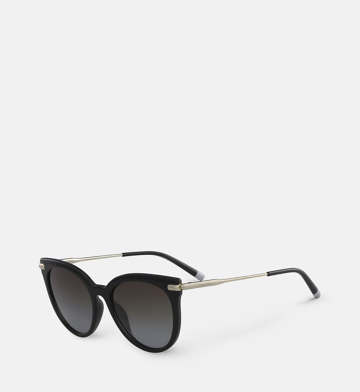 Lyst Sunglasses Calvin Eye Cat Ck3206s Klein Black qSzHB