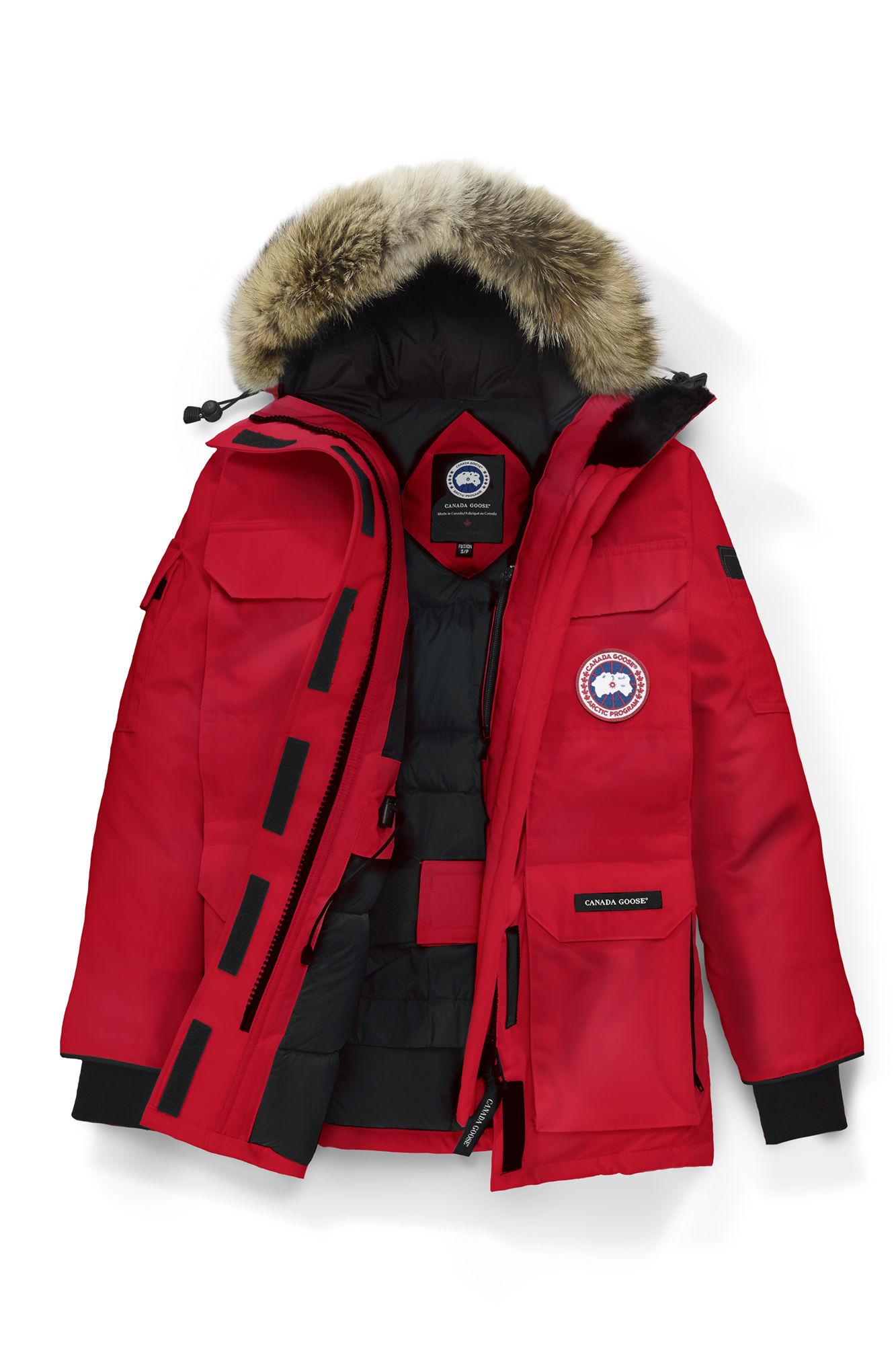 canada goose fake jacket