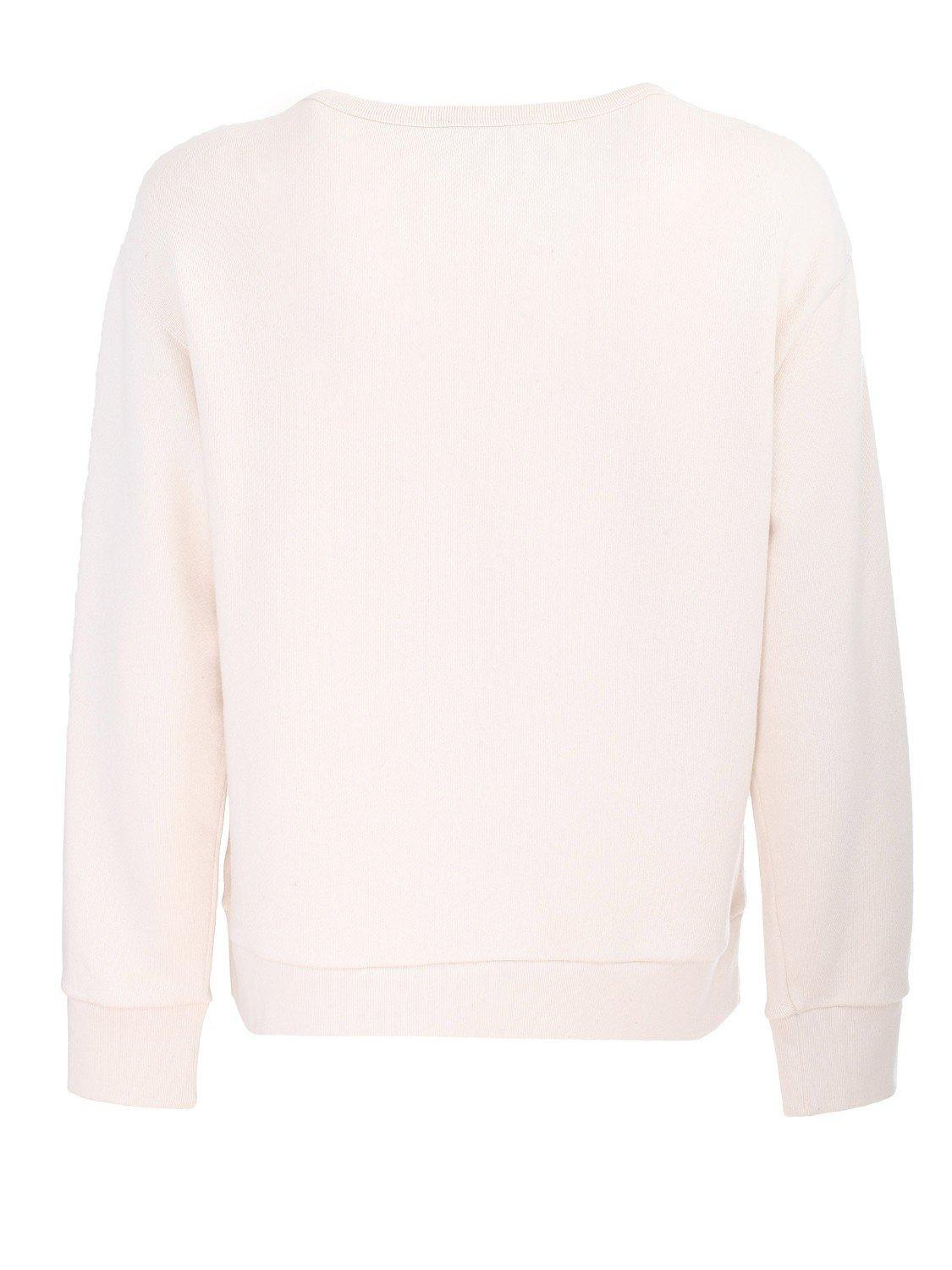 5ead97ac Lyst - Gucci Wing Jockey Cotton Sweatshirt in White for Men - Save 30%