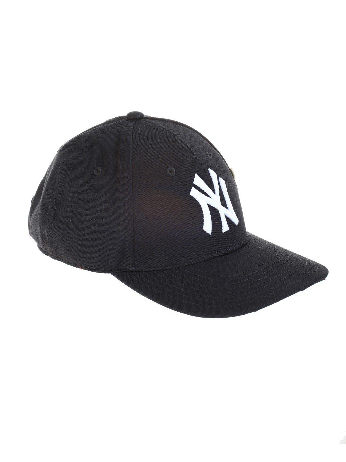 2191304b5 Gucci Baseball Cap With Ny Yankees Patch in Black for Men - Lyst