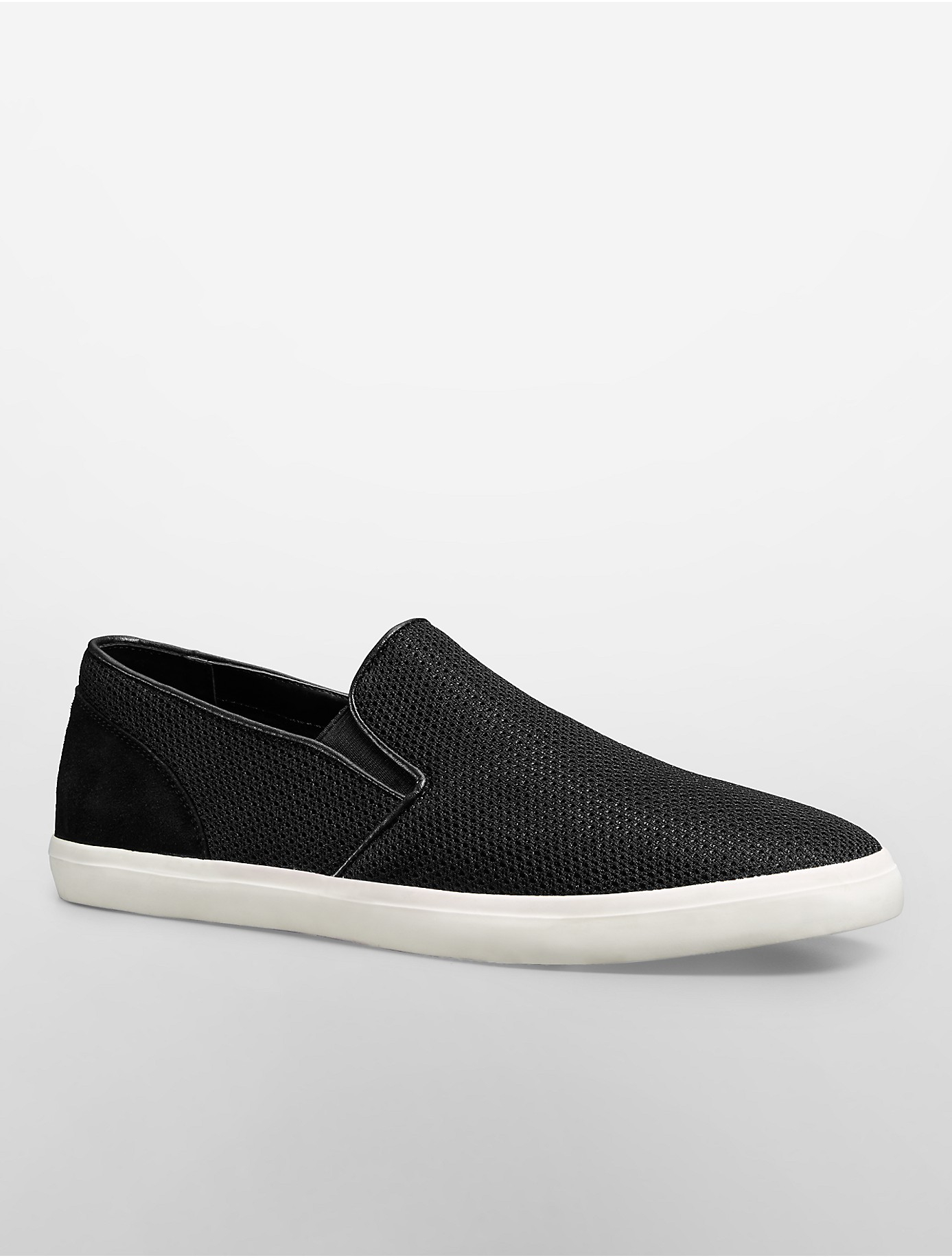 Canvas Slip-On Shoes Calvin Klein