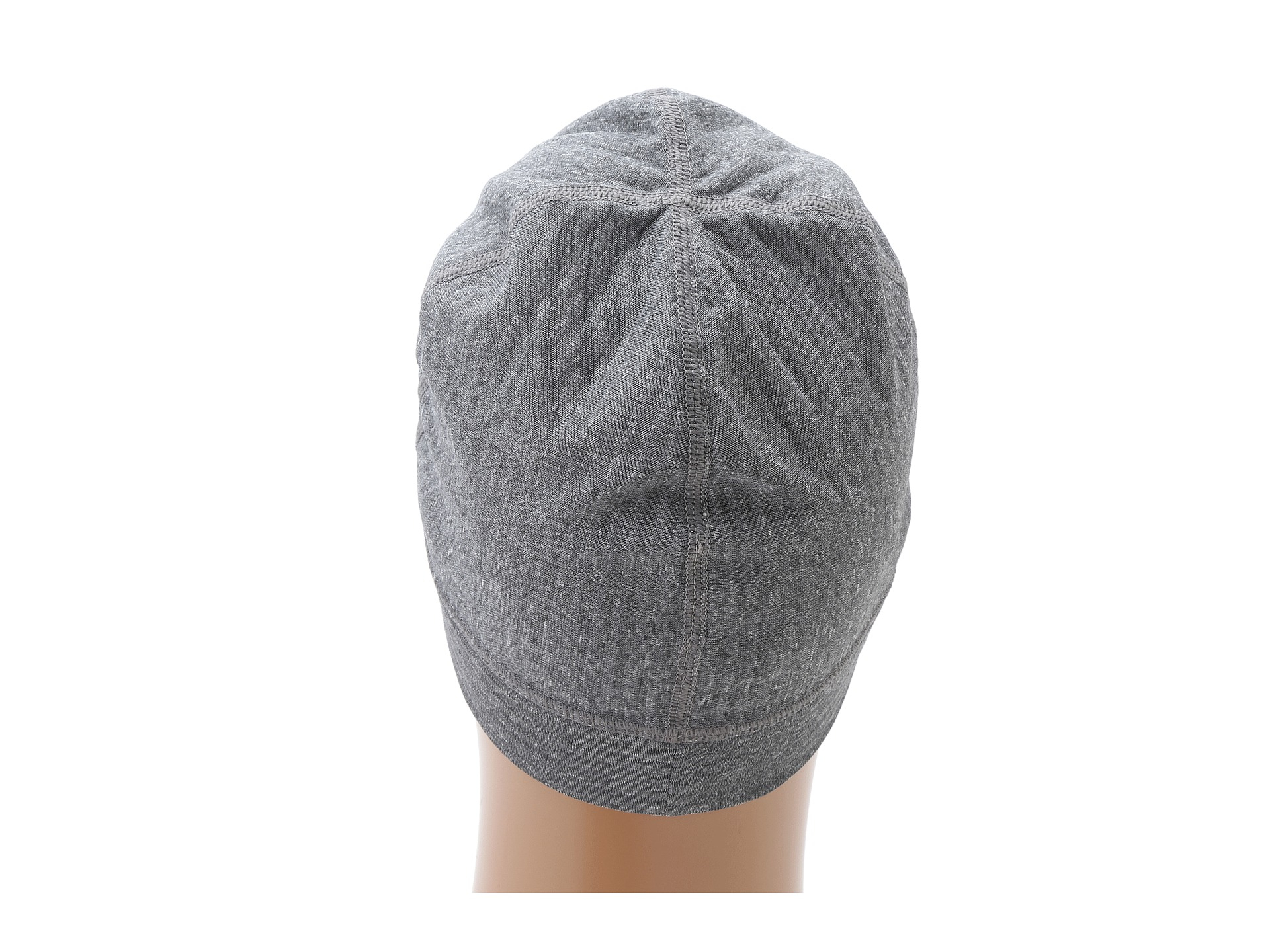 Lyst - Patagonia Capilene 4 Expedition Weight Beanie in Gray d67bacbdb025