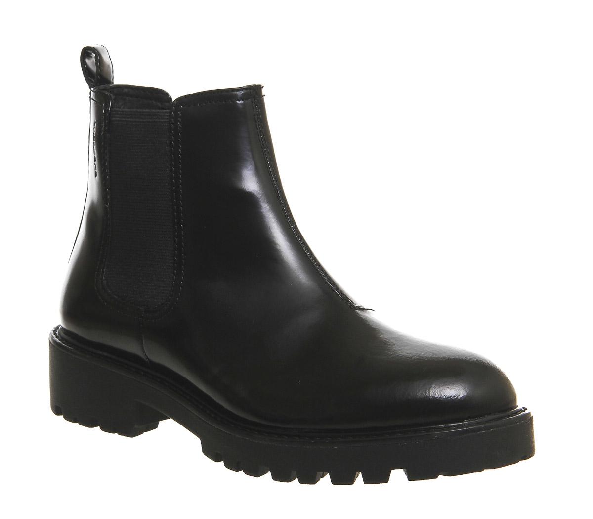 vagabond kenvova chelsea boots in black lyst