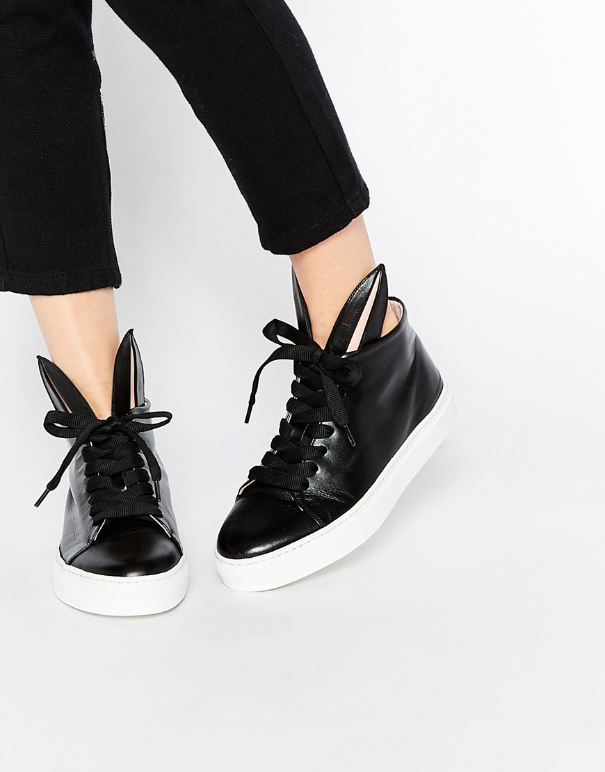 ALL EARS LOW TOP SNEAKERS WITH BUNNY EARS - FOOTWEAR - Low-tops & sneakers Minna Parikka ZJfoi3