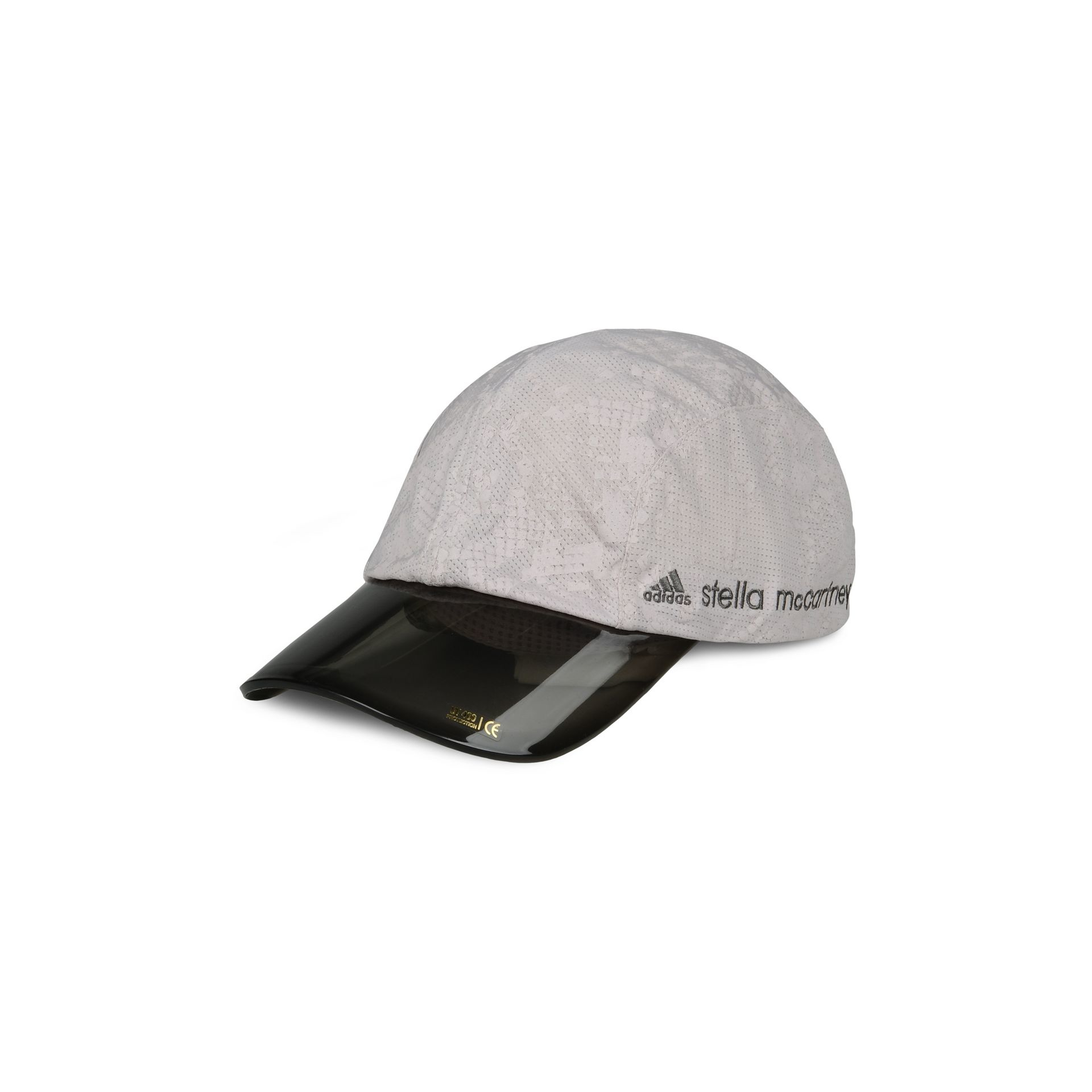22a89c225e1 Adidas By Stella Mccartney Pink Run Cap in White - Lyst