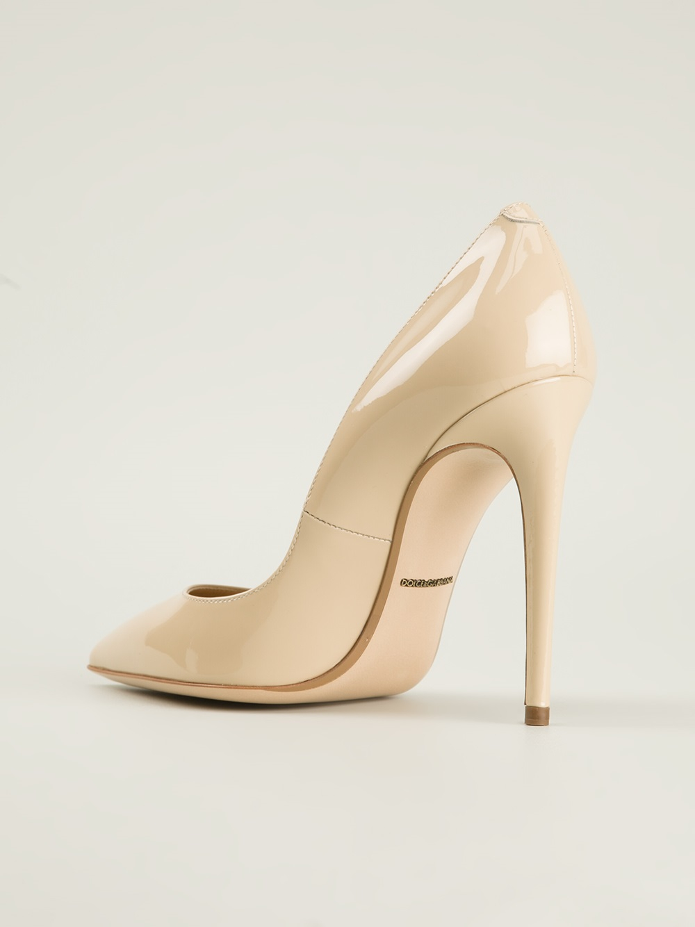 Dolce & Gabbana Pointed toe shoes