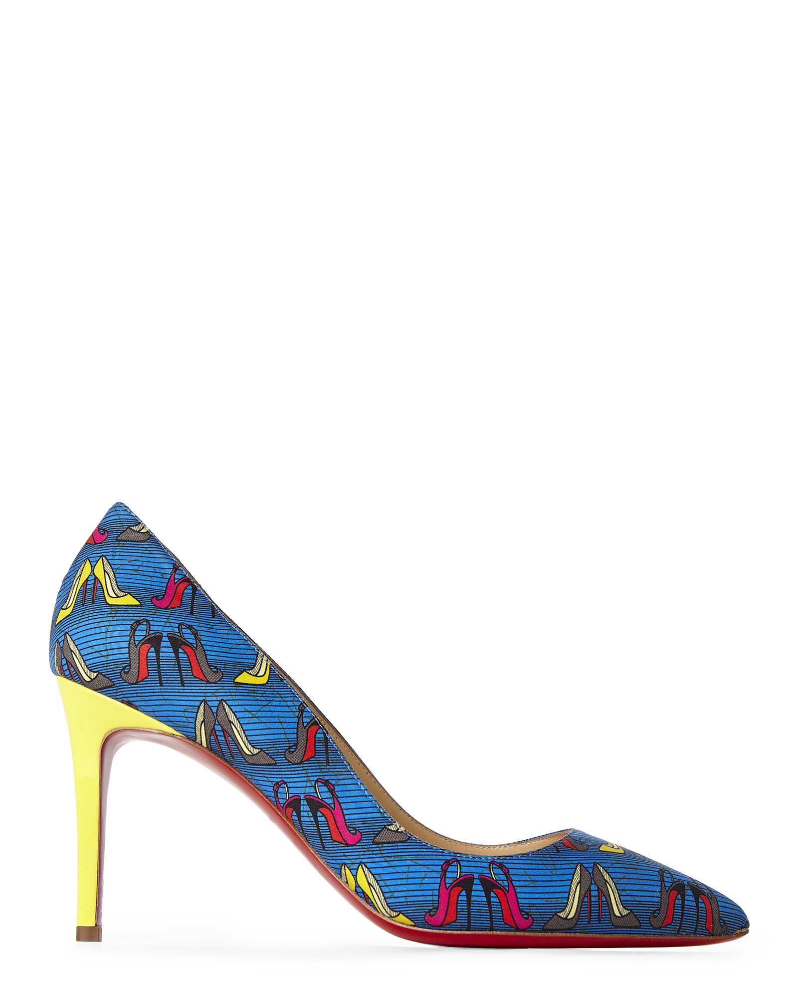 a0721888123 Gallery. Previously sold at  Century 21 · Women s Christian Louboutin  Pigalle ...