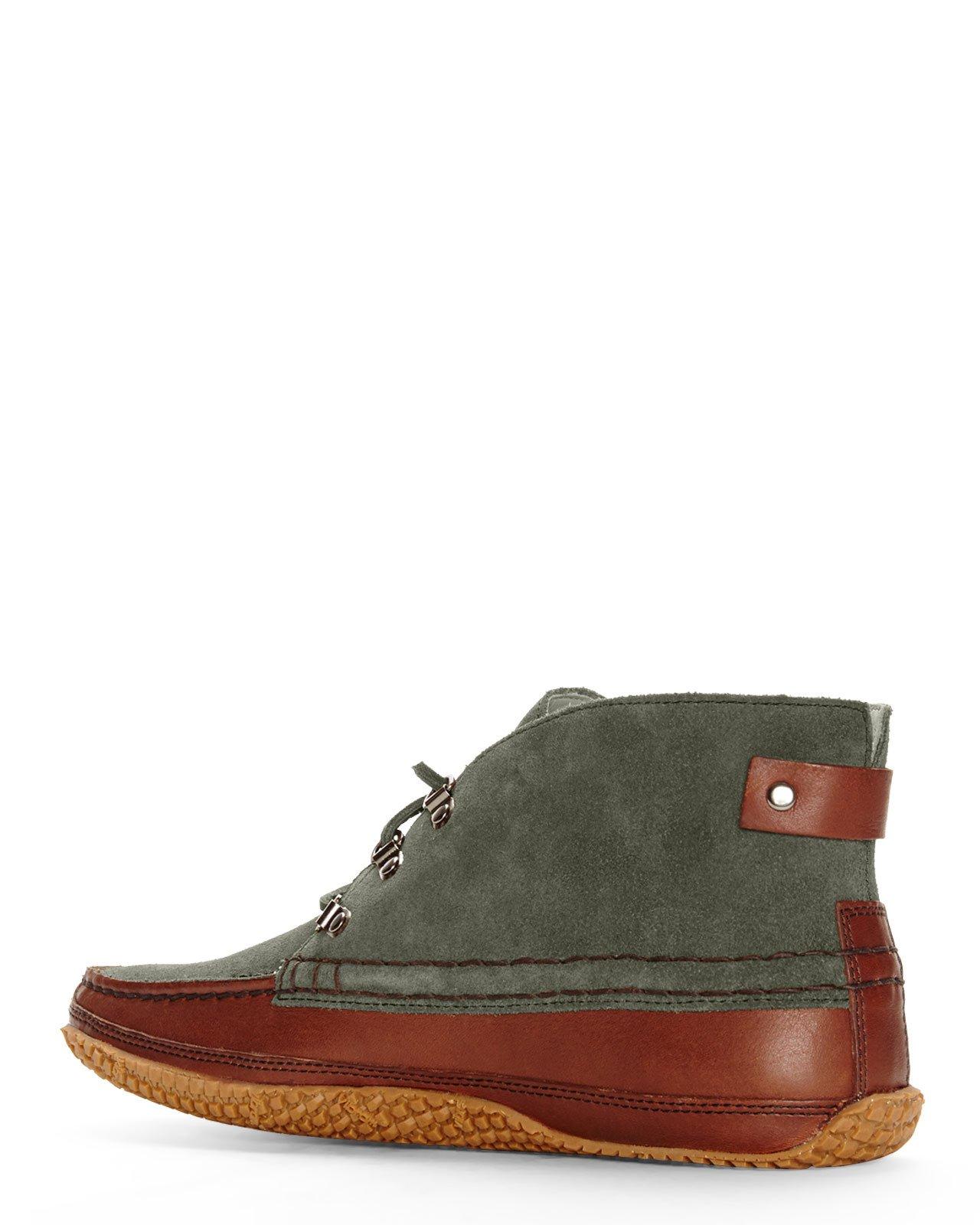 timberland chukka boots green