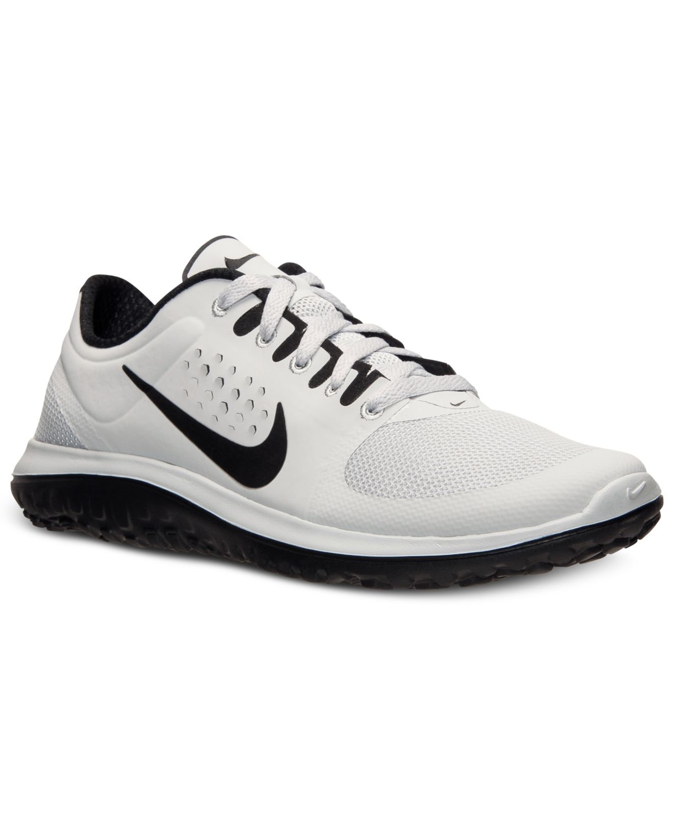 Cheap Nike Free 4.0 V3 Running Shoes Mens Grey Black [Cheap Nike2211] $73.99