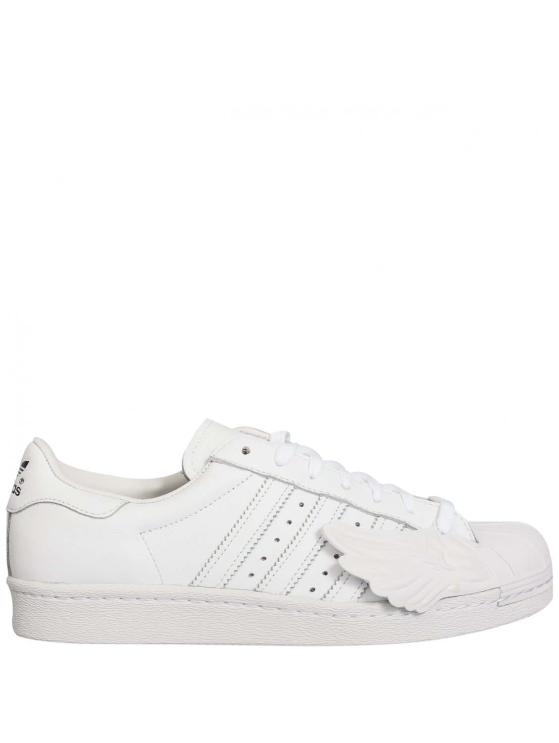 968384b31caf Jeremy Scott for adidas Superstar Low Wings White in White for Men ...
