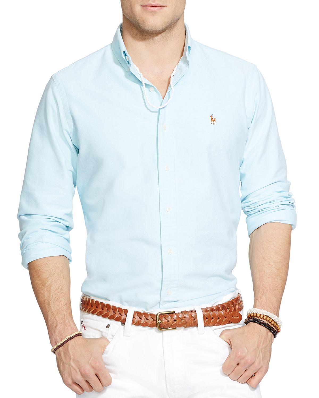 Ralph Lauren Sport Shirt Fit Guide 53