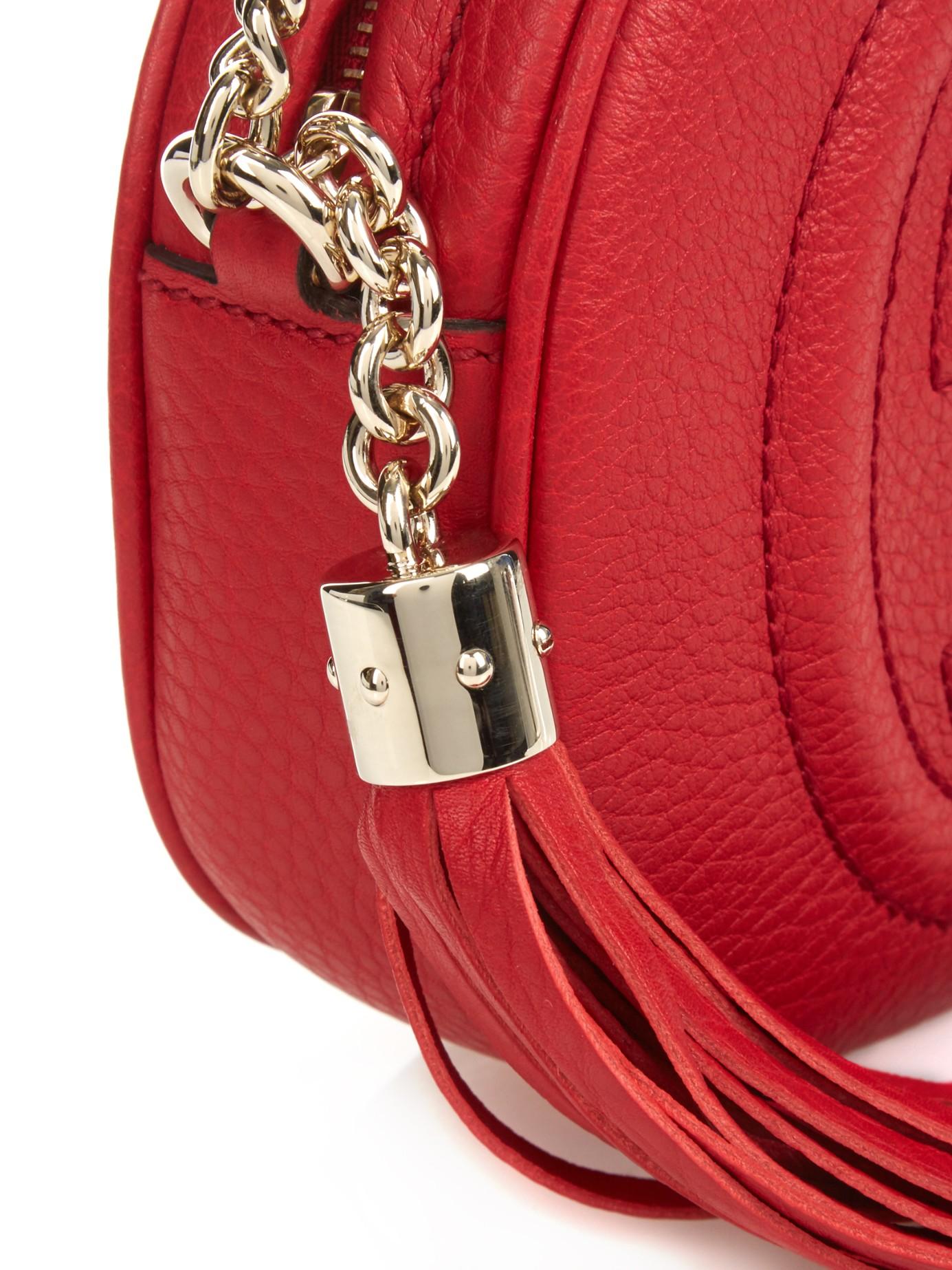 6828a6e9a5b96 Gallery. Previously sold at  MATCHESFASHION.COM · Women s Gucci Soho Bag