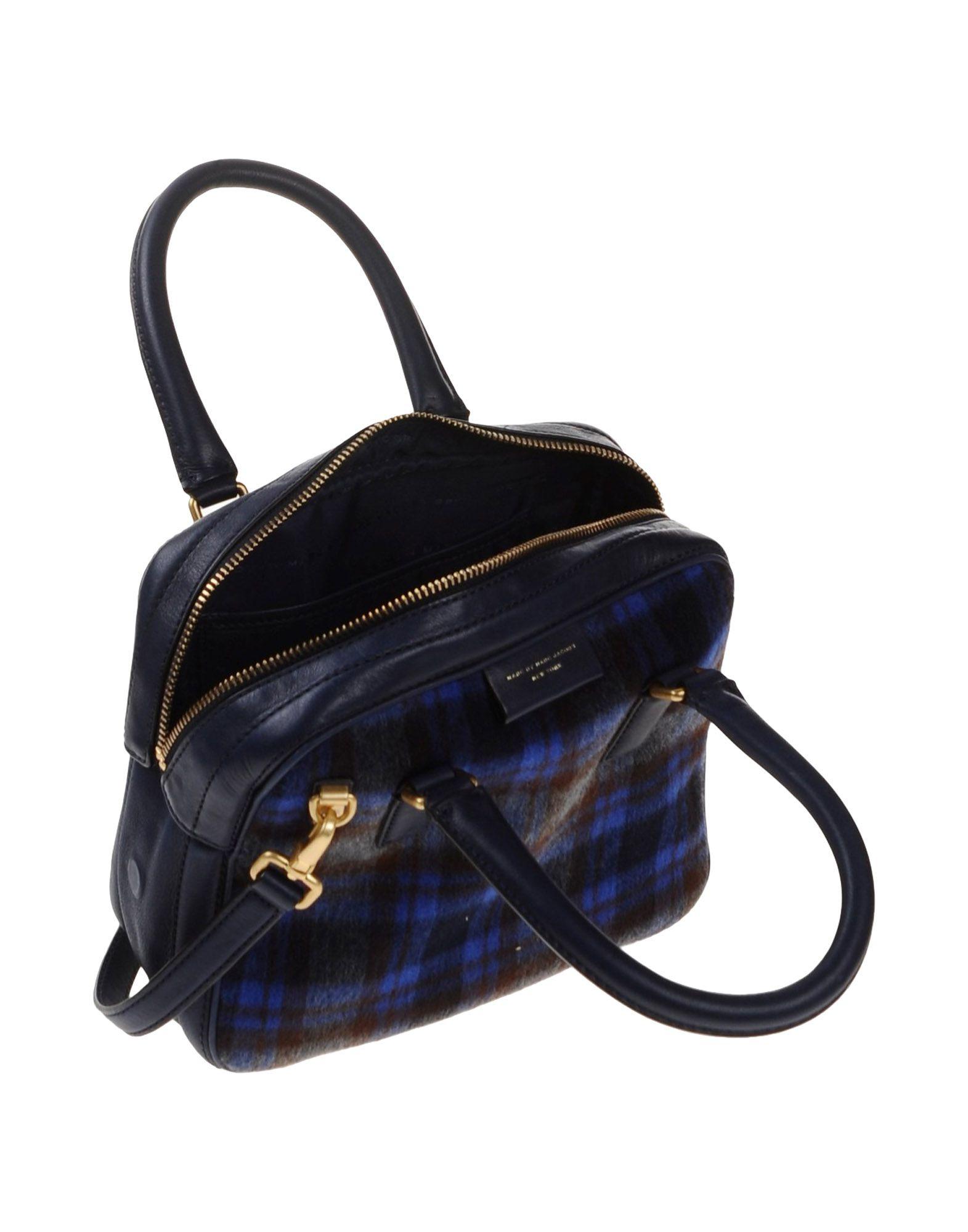 Marc by marc jacobs Handbag in Blue   Lyst