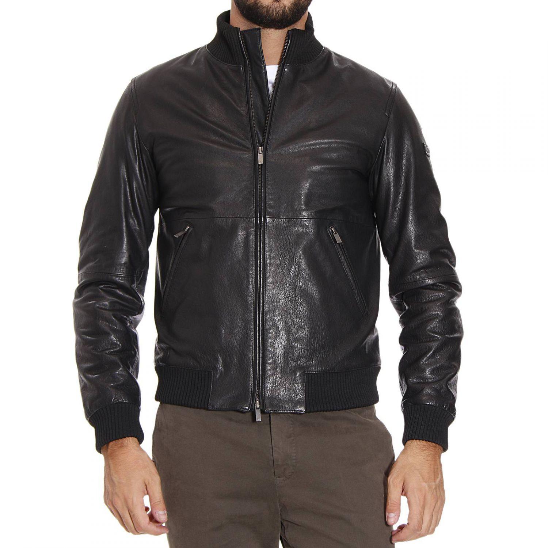 Coach Men S Leather Jacket