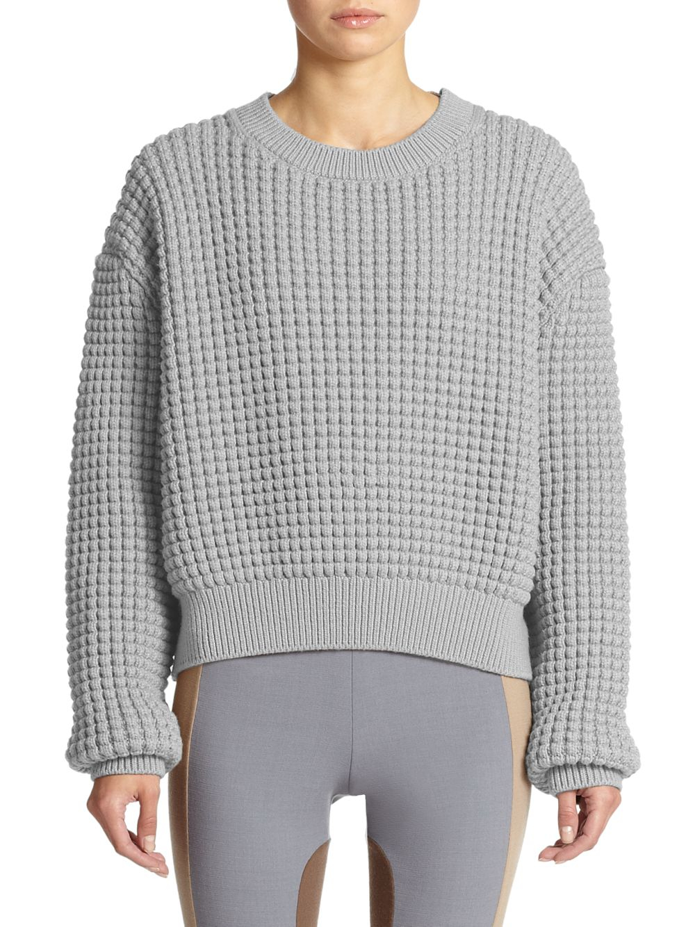 182eafb903c Gallery. Previously sold at  Saks OFF 5TH · Women s Shawl Sweater ...