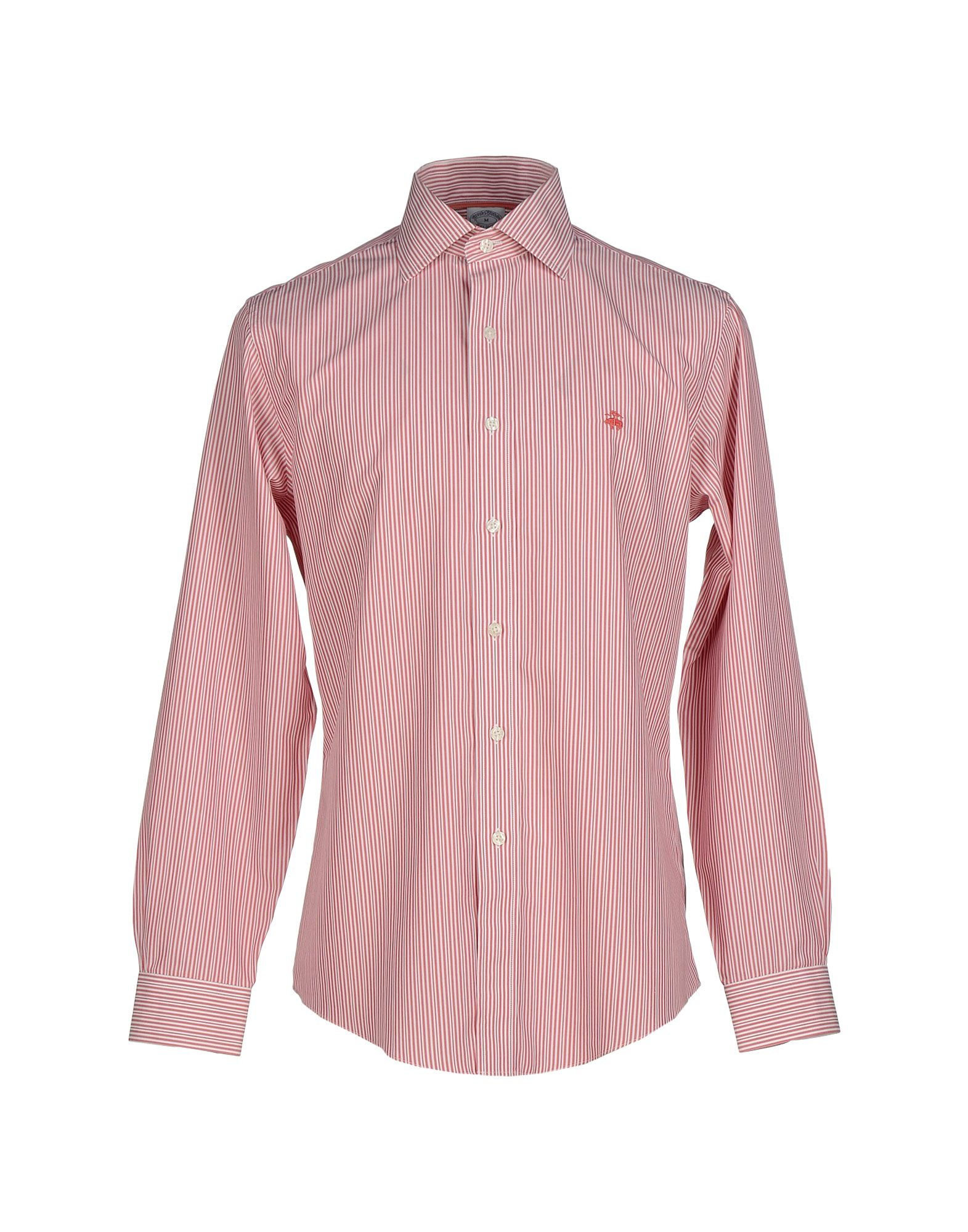 Lyst Brooks Brothers Shirt In Pink For Men