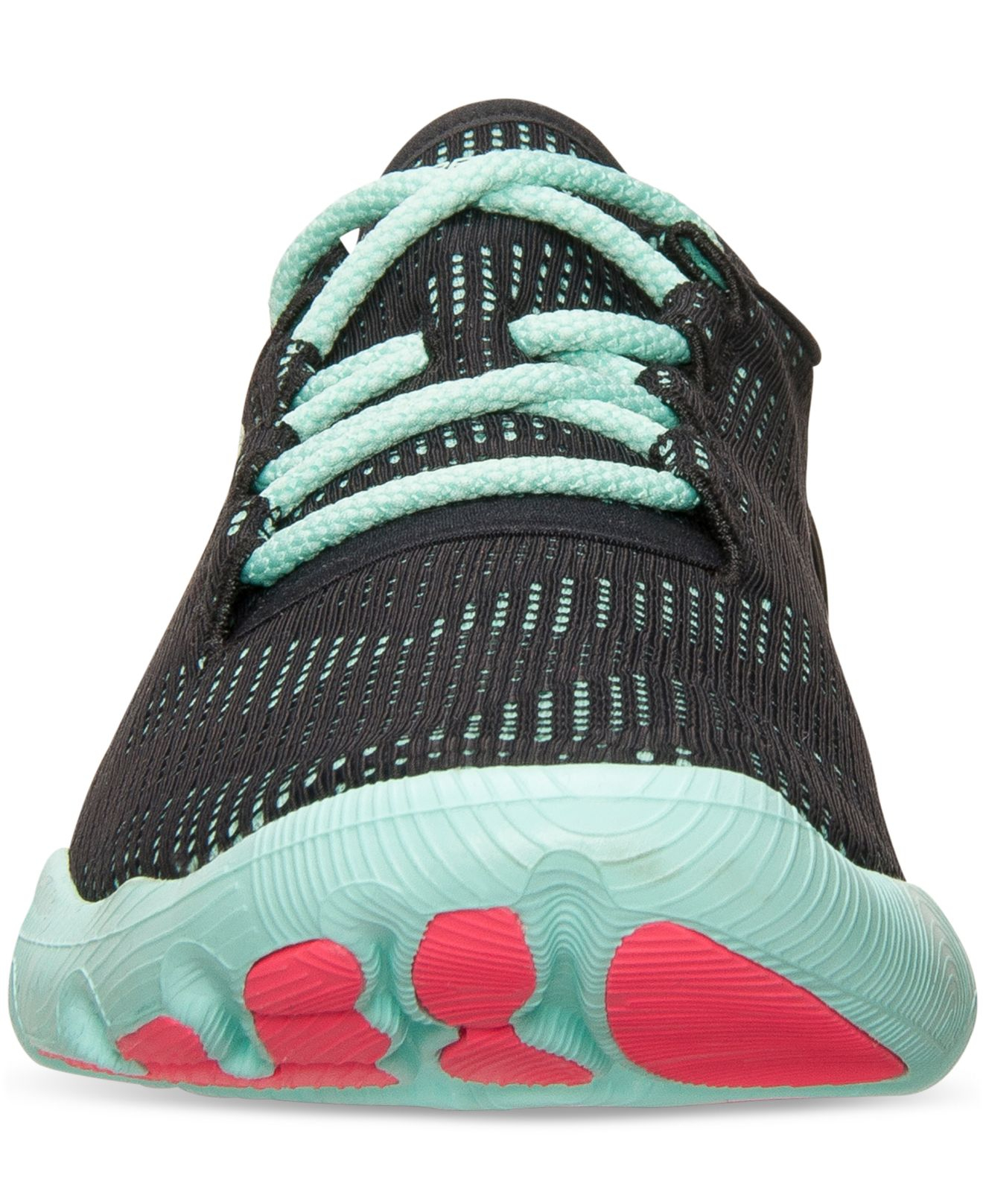 Lyst - Under Armour Women S Speedform Apollo Vent Running Sneakers From  Finish Line in Green 6f94d0b5b