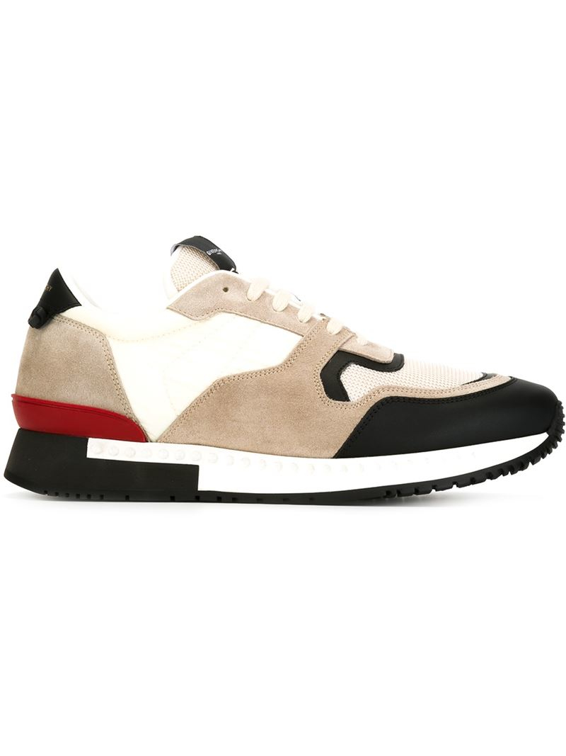 8dfb0ceb0 Givenchy Colour Block Sneakers in Black for Men - Lyst