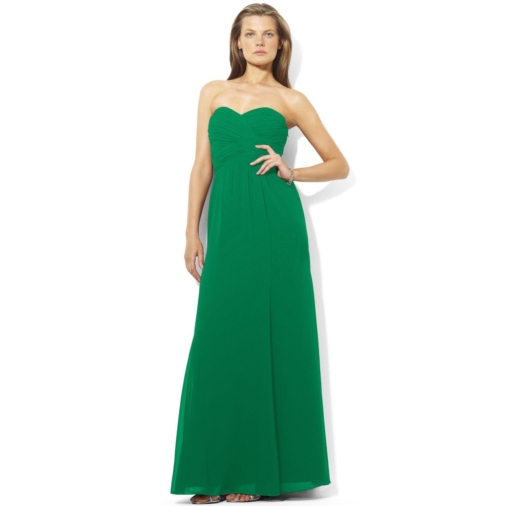 ralph lauren green gown | Fashion Wallpaper