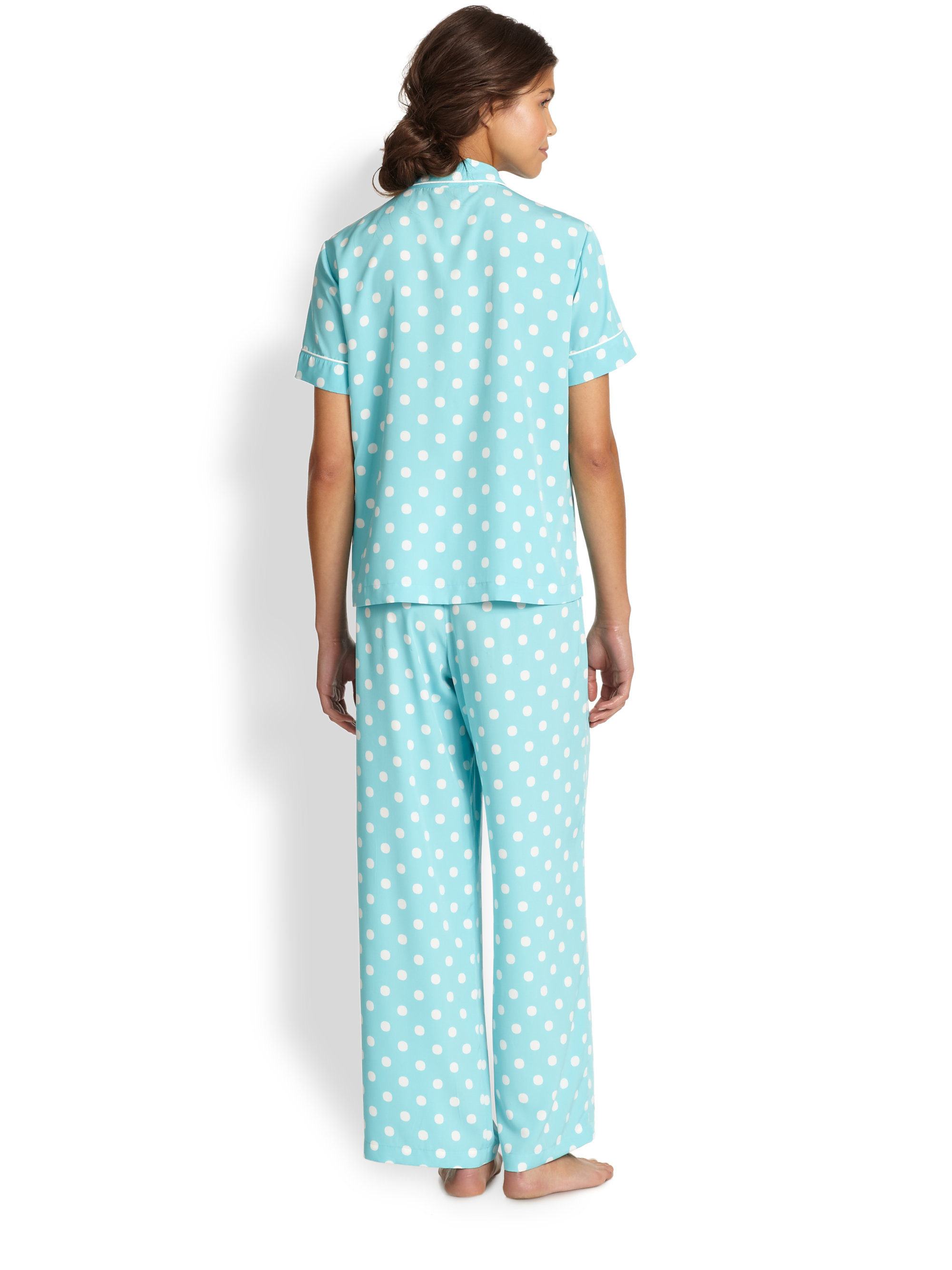 Find cotton short sleeve pajamas at ShopStyle. Shop the latest collection of cotton short sleeve pajamas from the most popular stores - all in one.